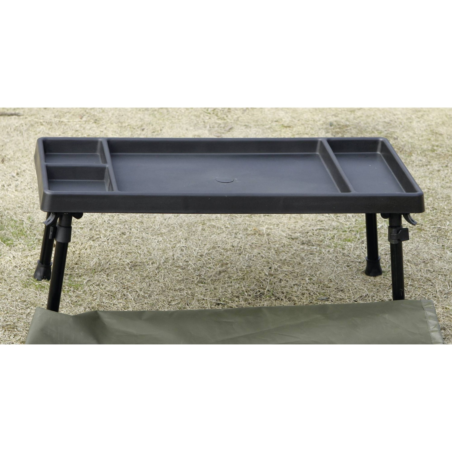 Pelzer Hard Bivvy Table, 71 x 30 x 25cm