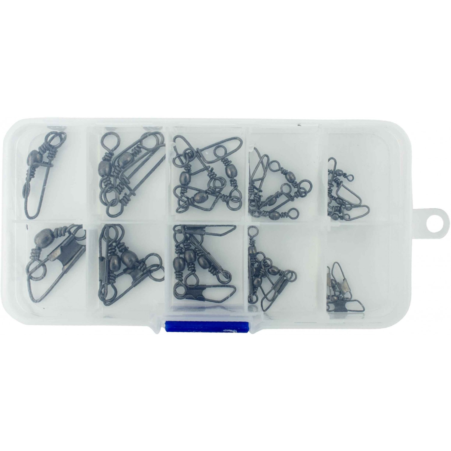 Abu Garcia Assorted Snap Swivles