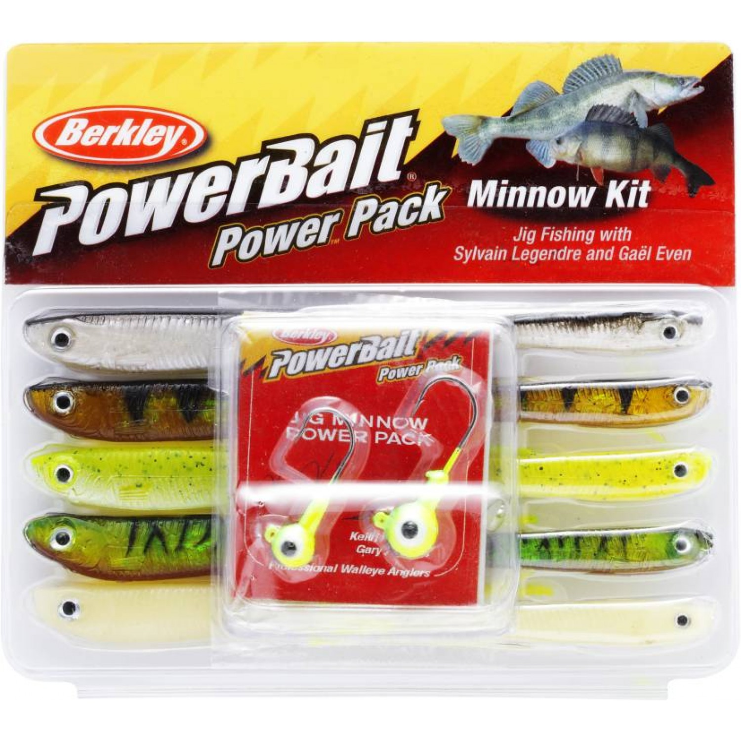 Berkley Powerbait Minnow Pro