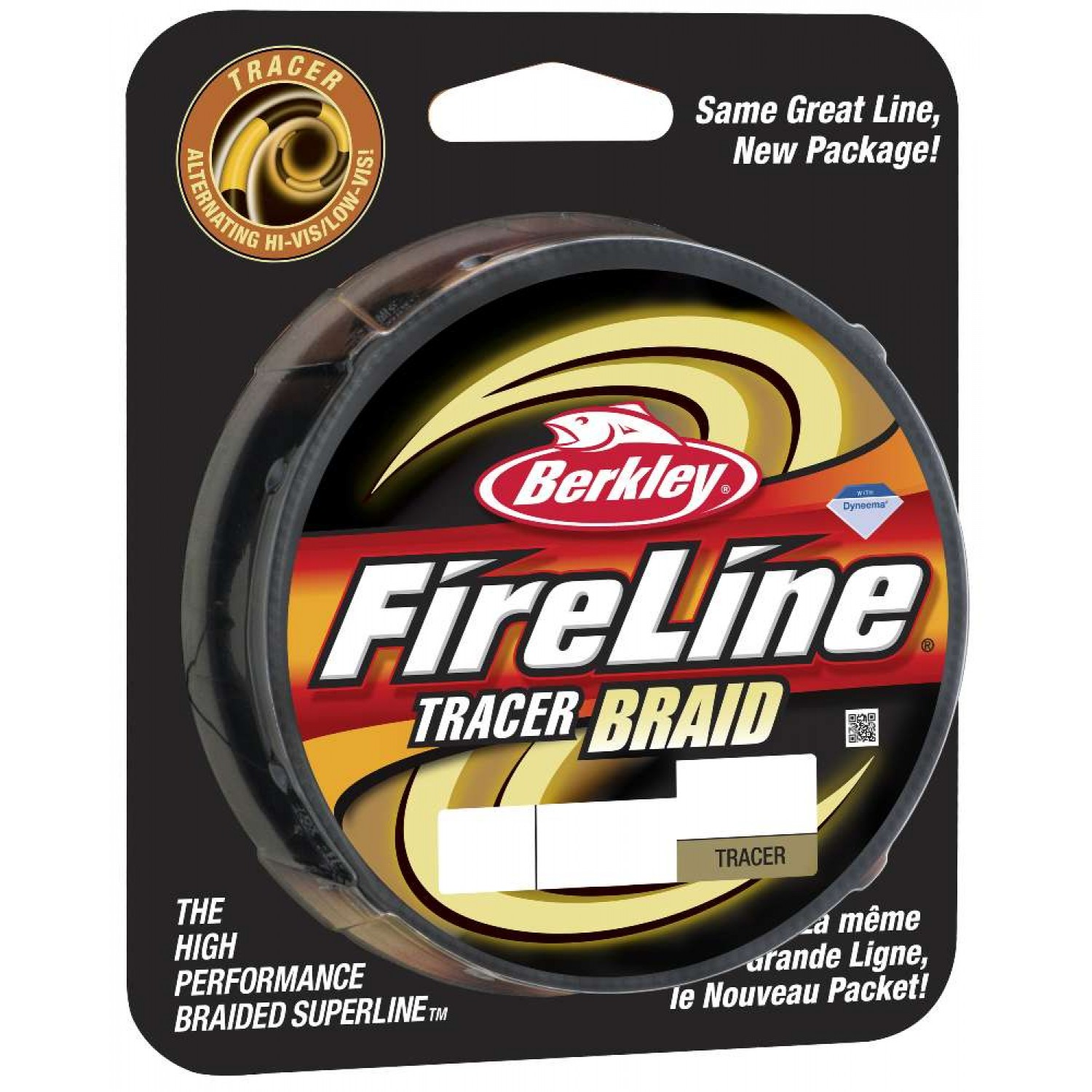 Berkley Fireline - Tracer Braid Y/B - 1800m