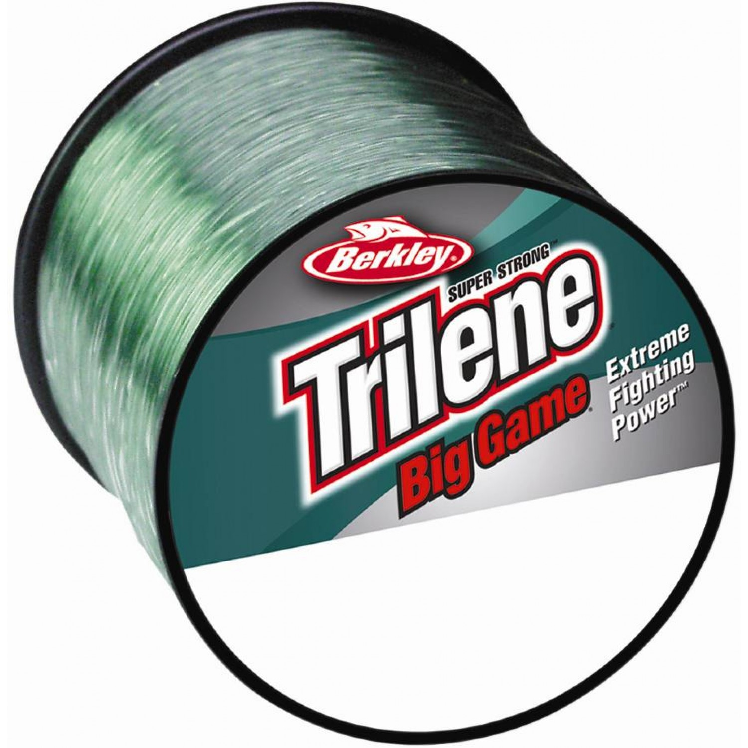 Berkley Trilene Big Game - Green 1/4 Lb Spule 600m, 1000m