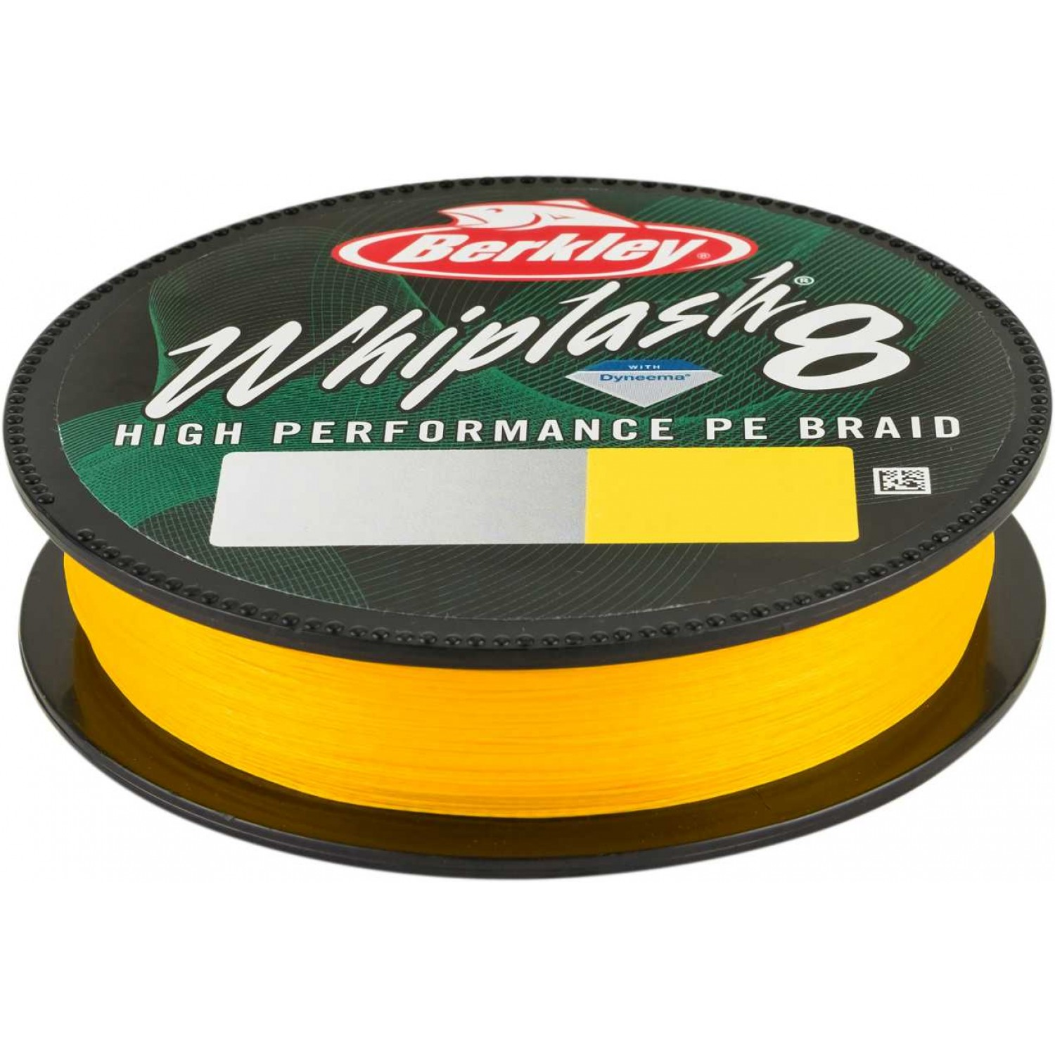Berkley Whiplash 8 Yellow 300m