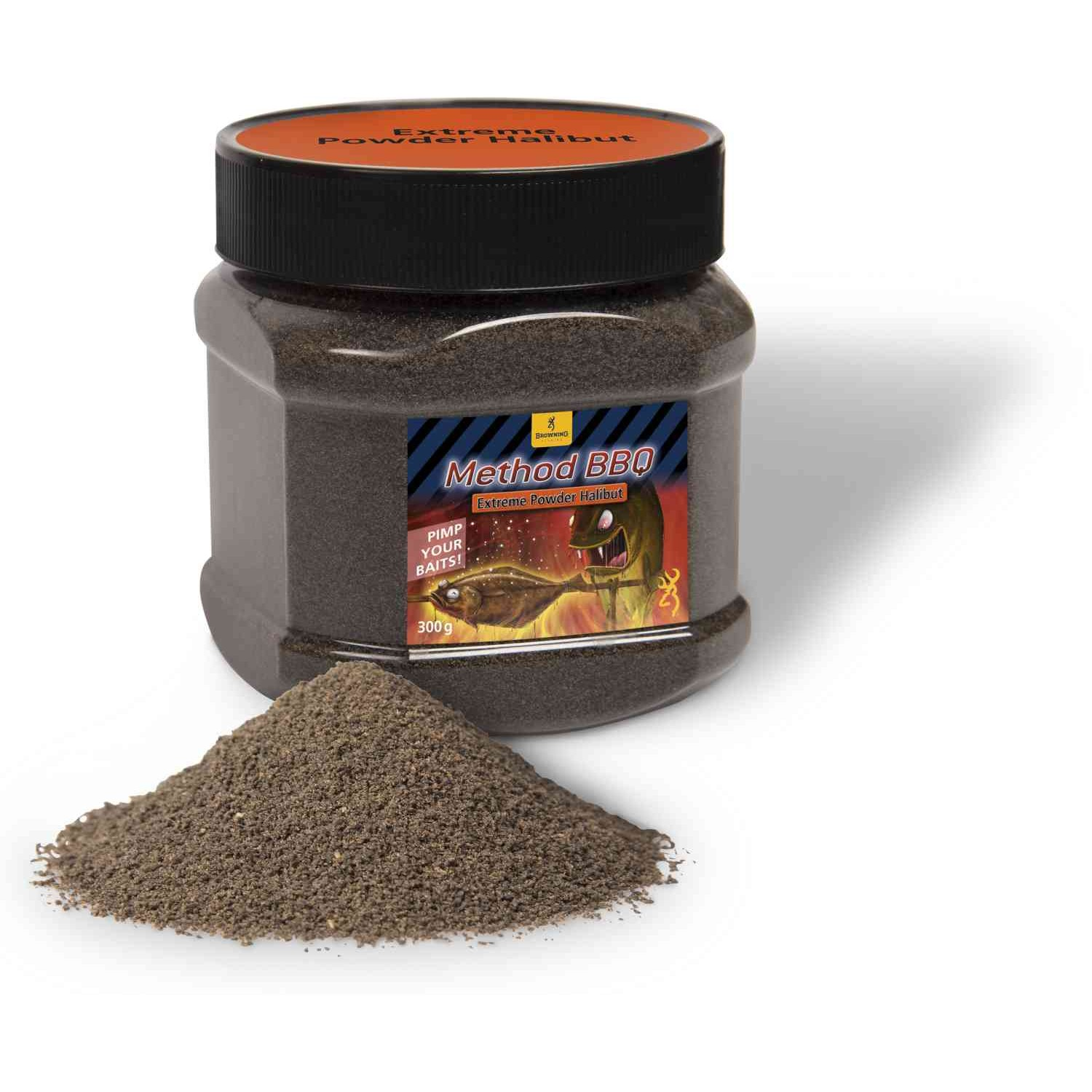 Browning Method BBQ Extreme Powder Halibut 300g