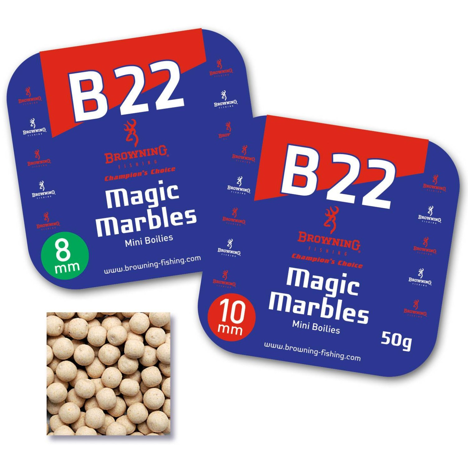 BROWNING B22 Mini Marbles, 50g