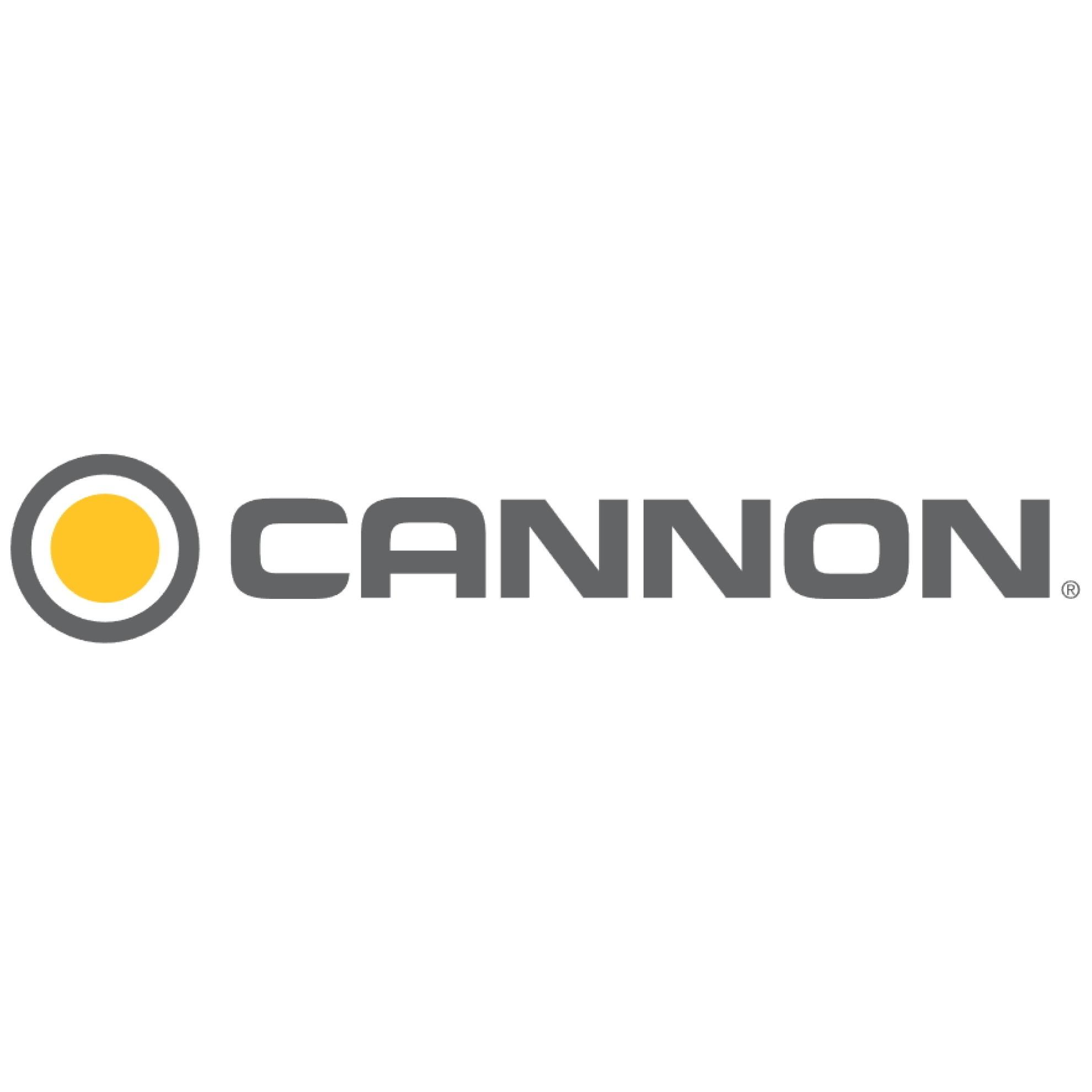 Cannon Einschubbasis mit Verriegelung