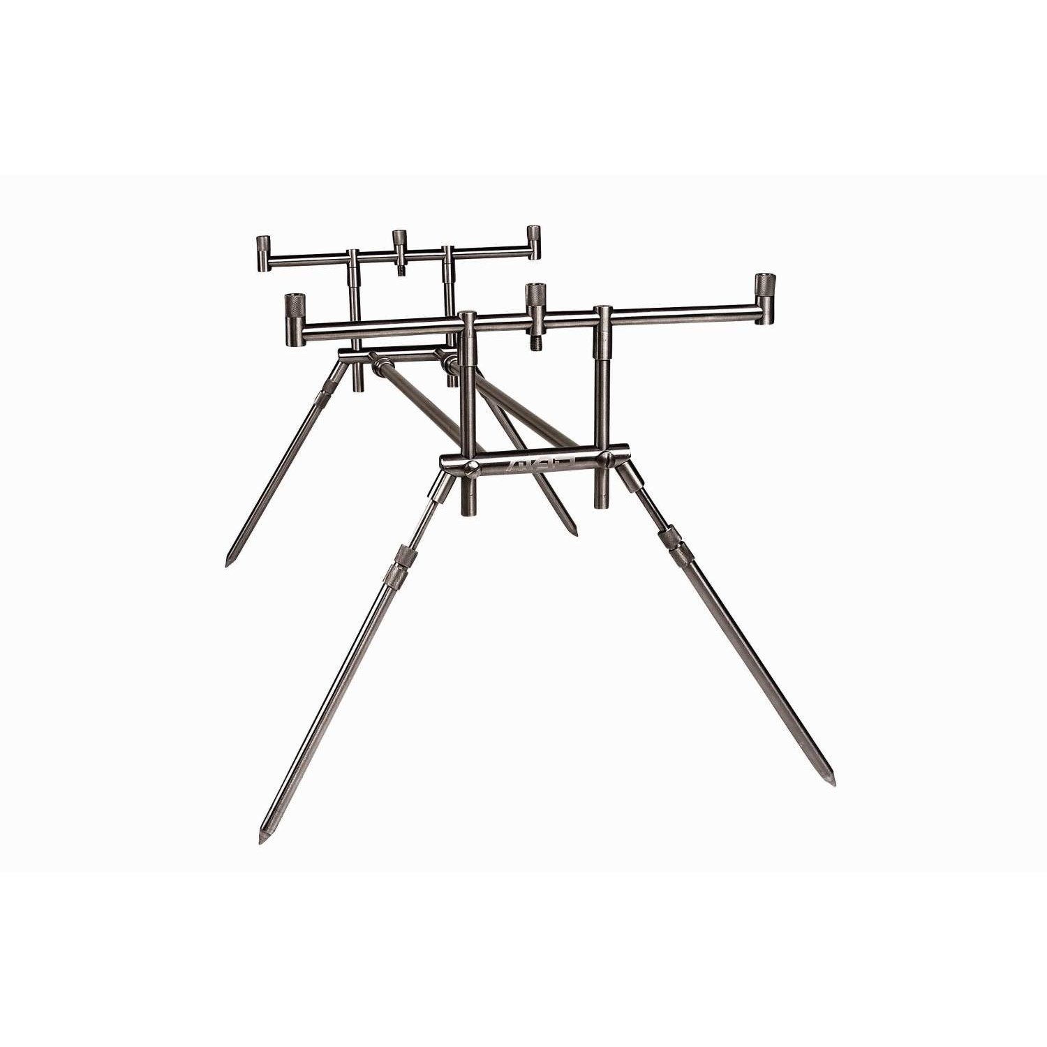 DAM MAD Compact Stainless Steel Rod Pod