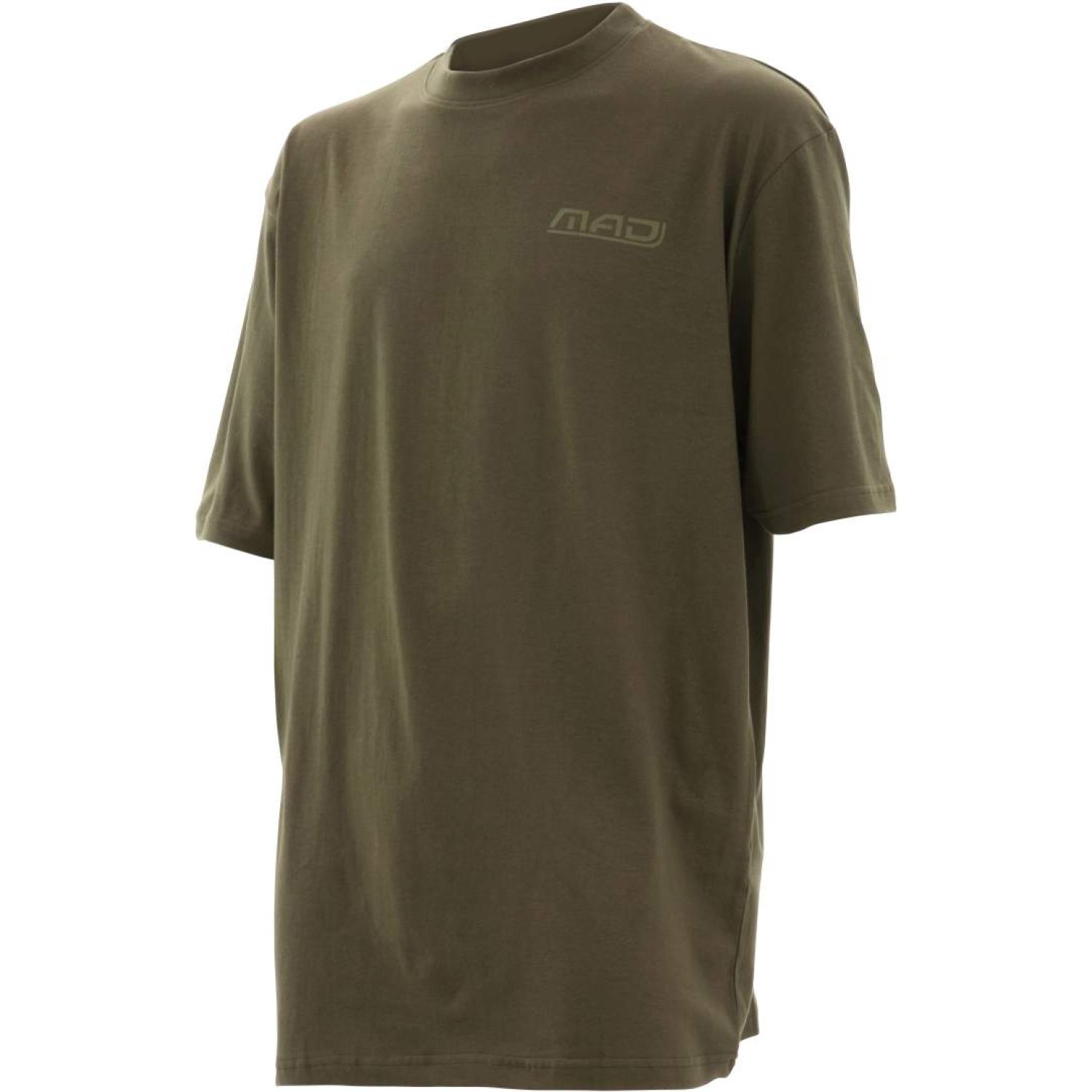 DAM MAD Bivvy Zone T Shirt Green