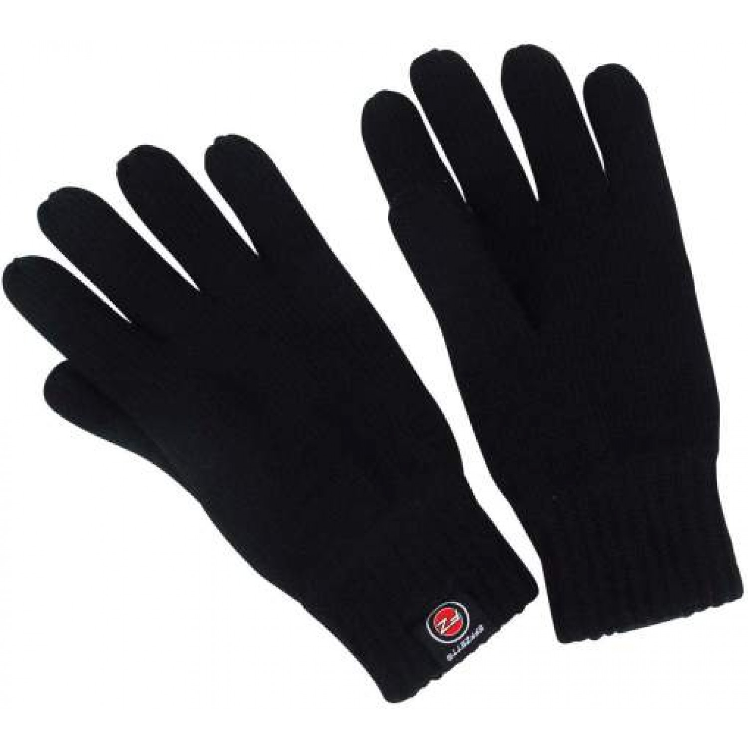 DAM Effzett Knitted Gloves With Fleece