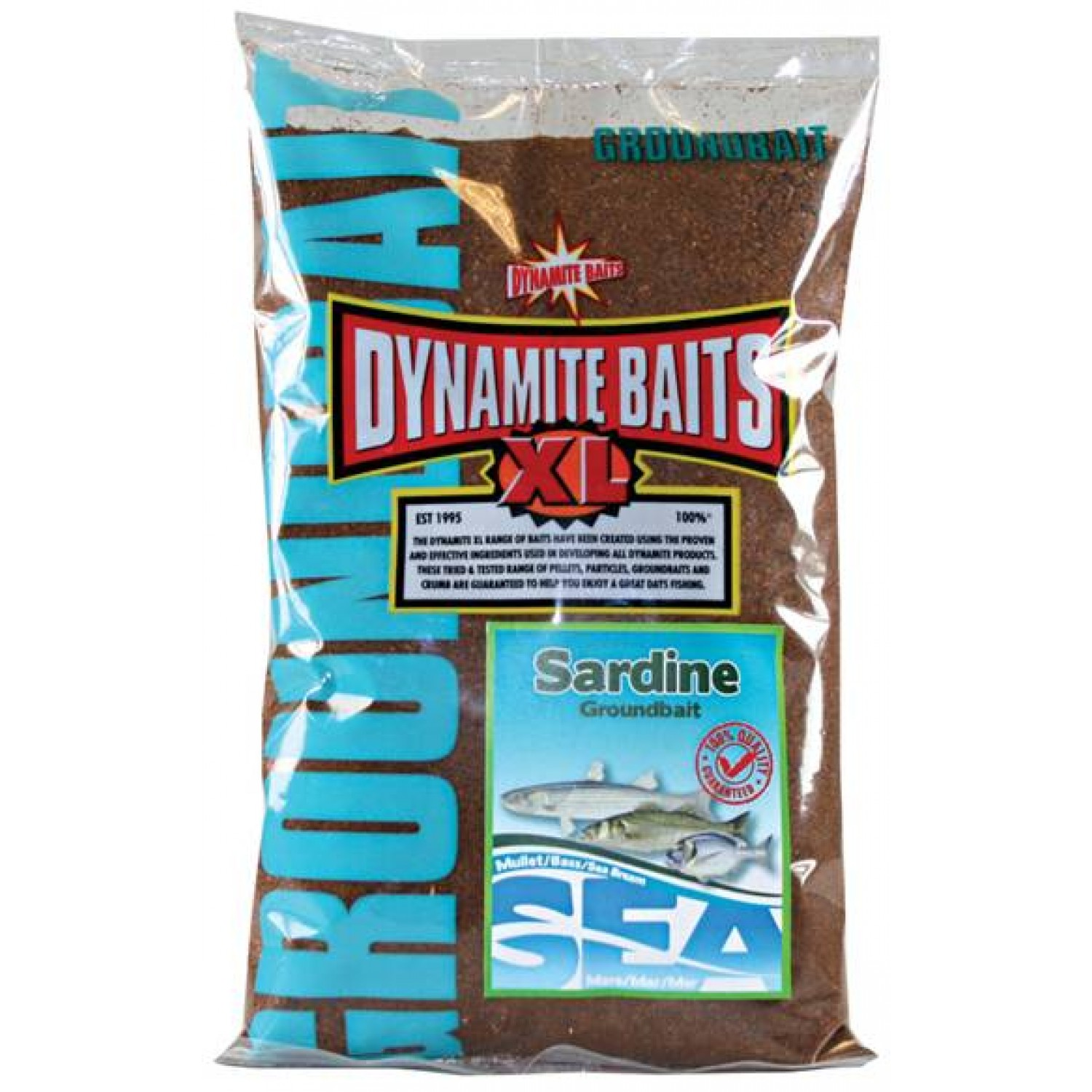 Dynamite Baits Sea Groundbait 1kg - Sardine