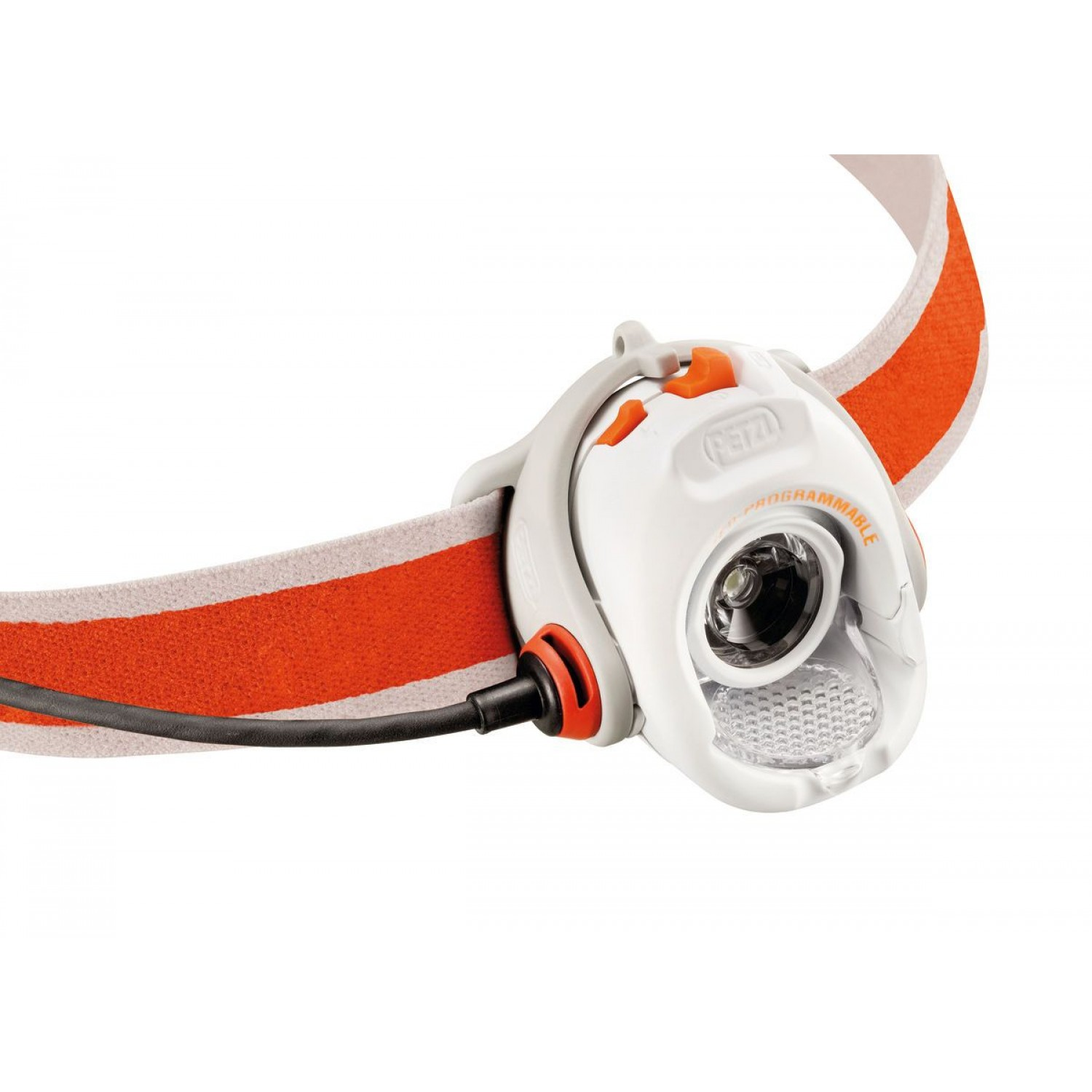 Petzl Myo orange, creme