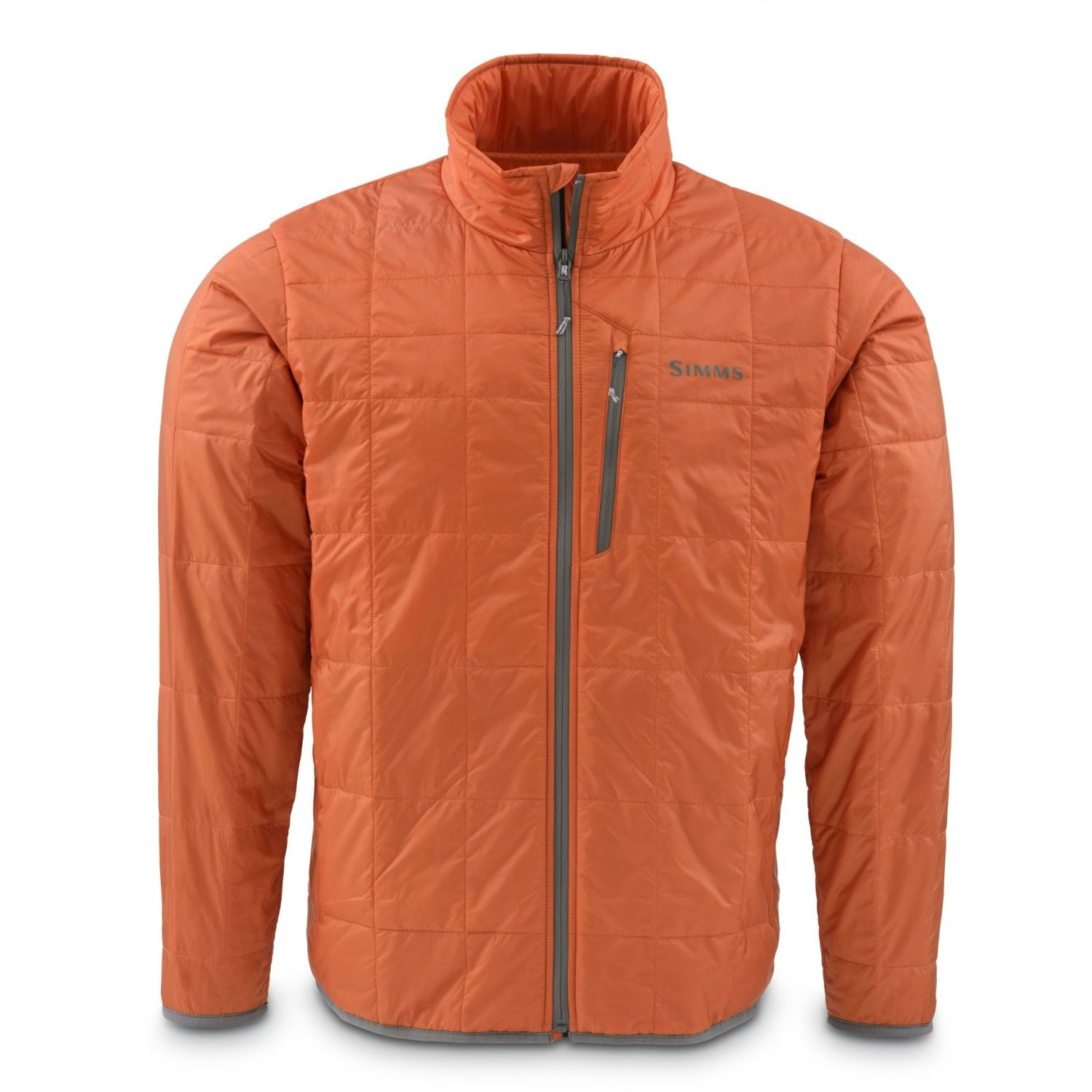 Simms Fall Run Jacket Fury Orange