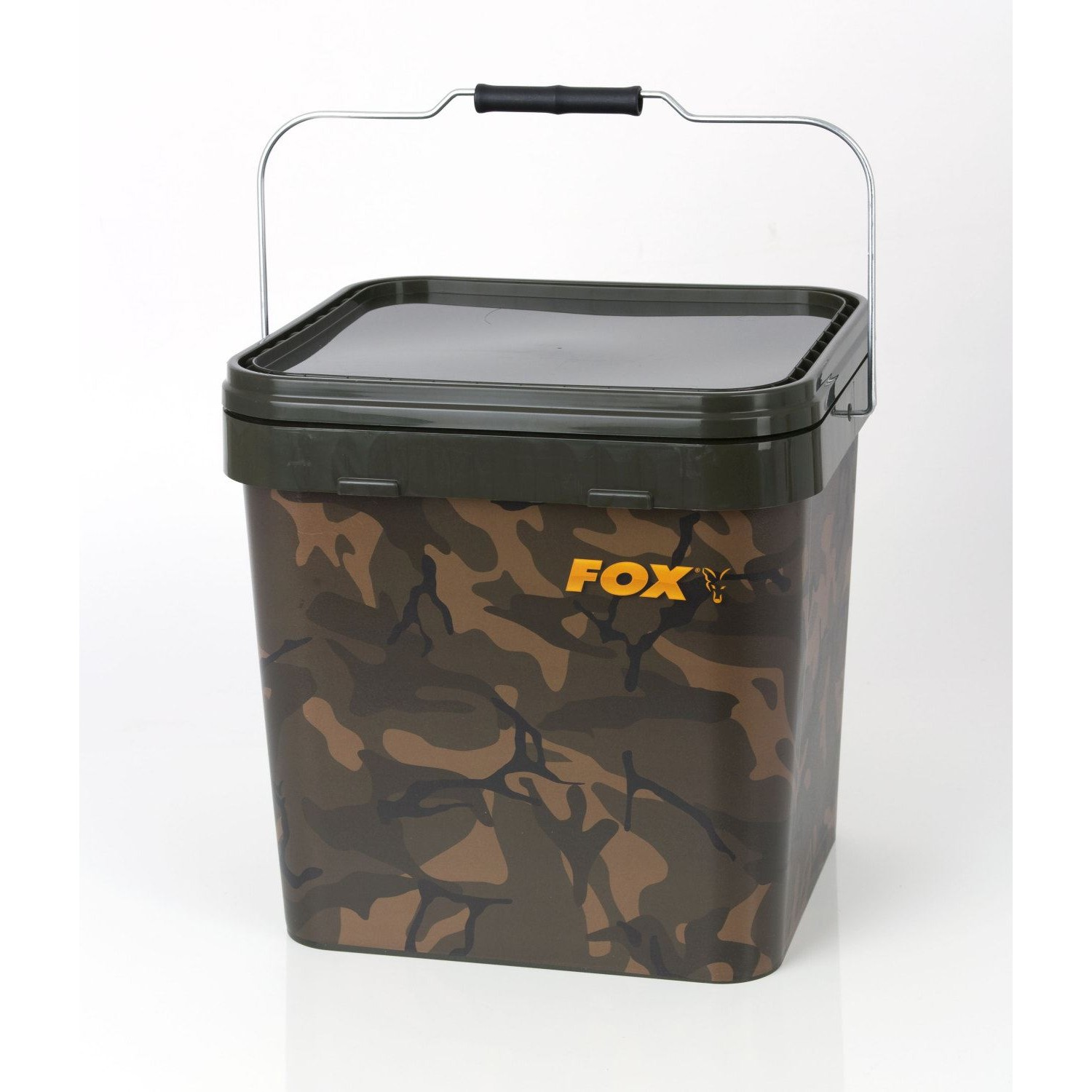 Fox Camo Square Buckets