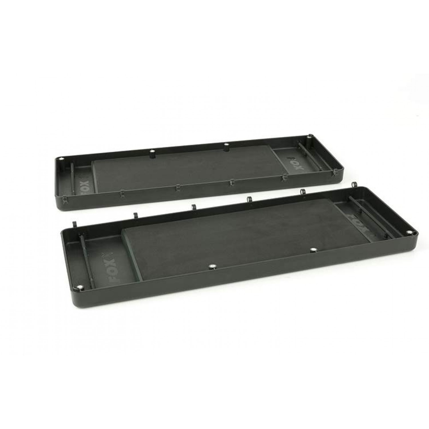 Fox F Box Magnetic Double Rig Box L incl. Pins