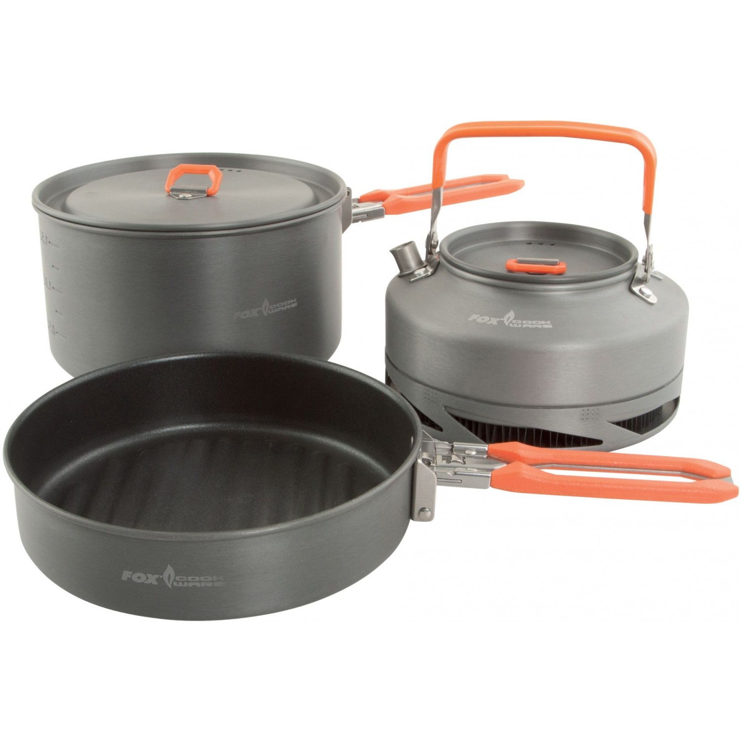 FOX Cookware Medium 3 Pc Set