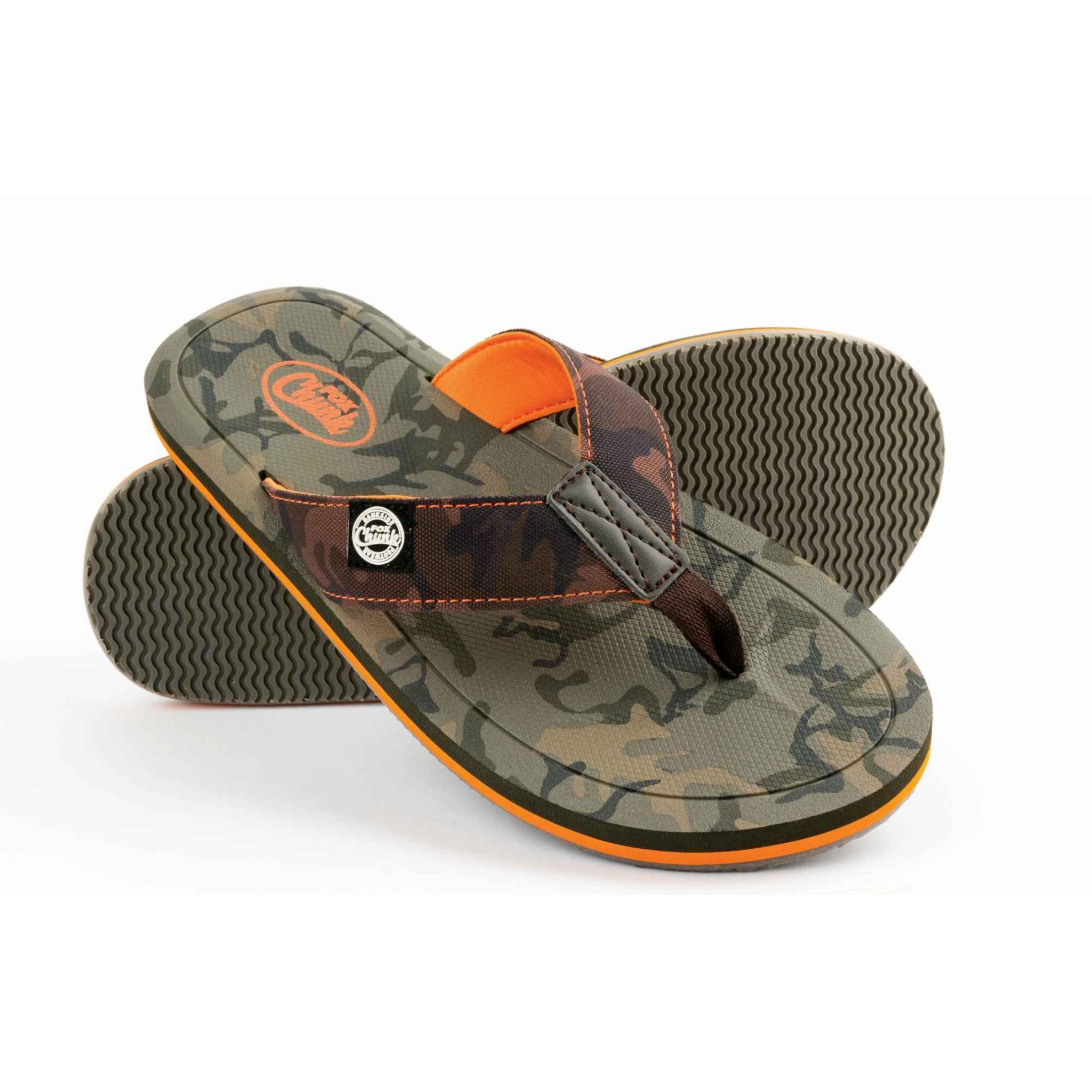 6c61f60b8c7b Fox Chunk Camo Flip Flops