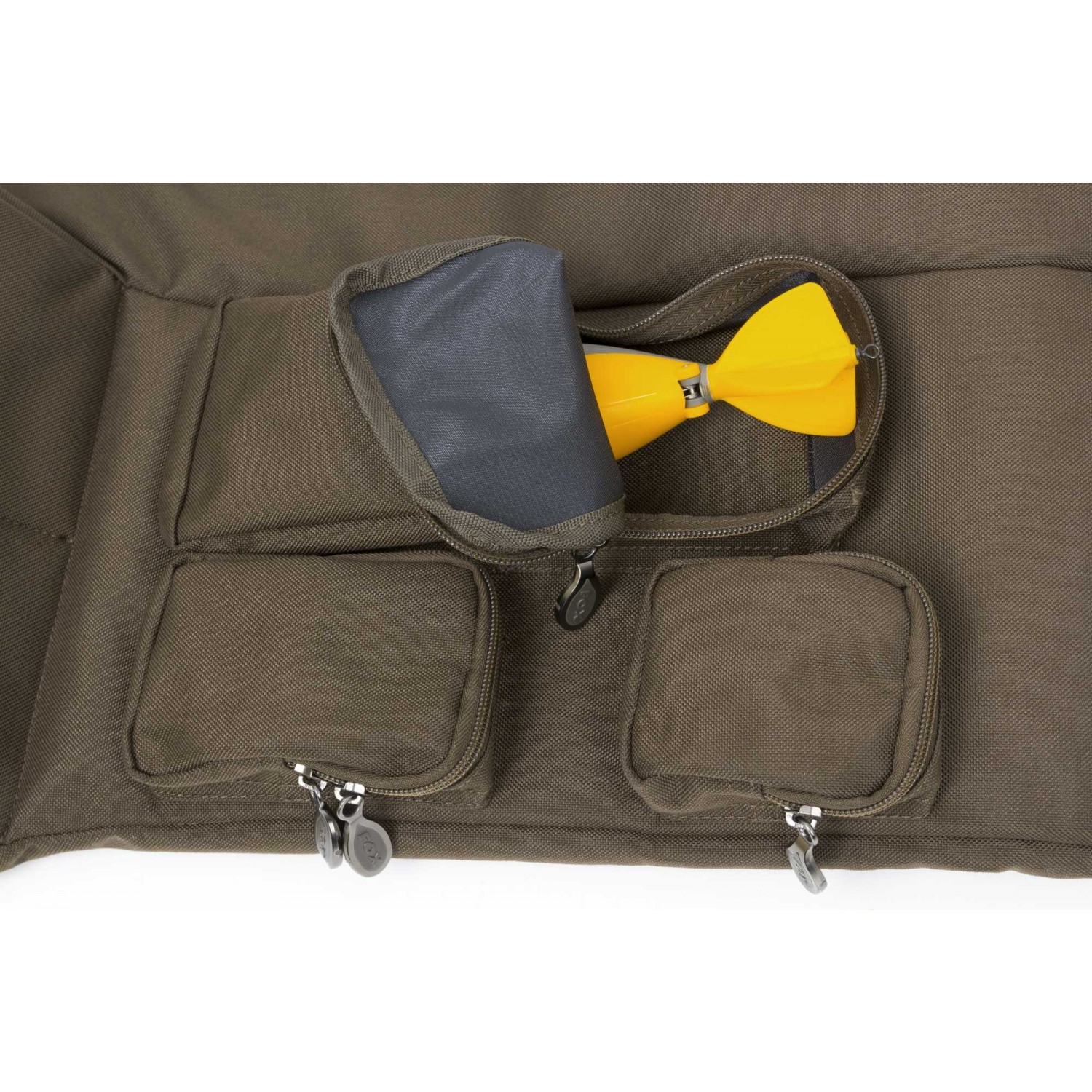 Fox Voyager 12ft 2+2 Rod Case