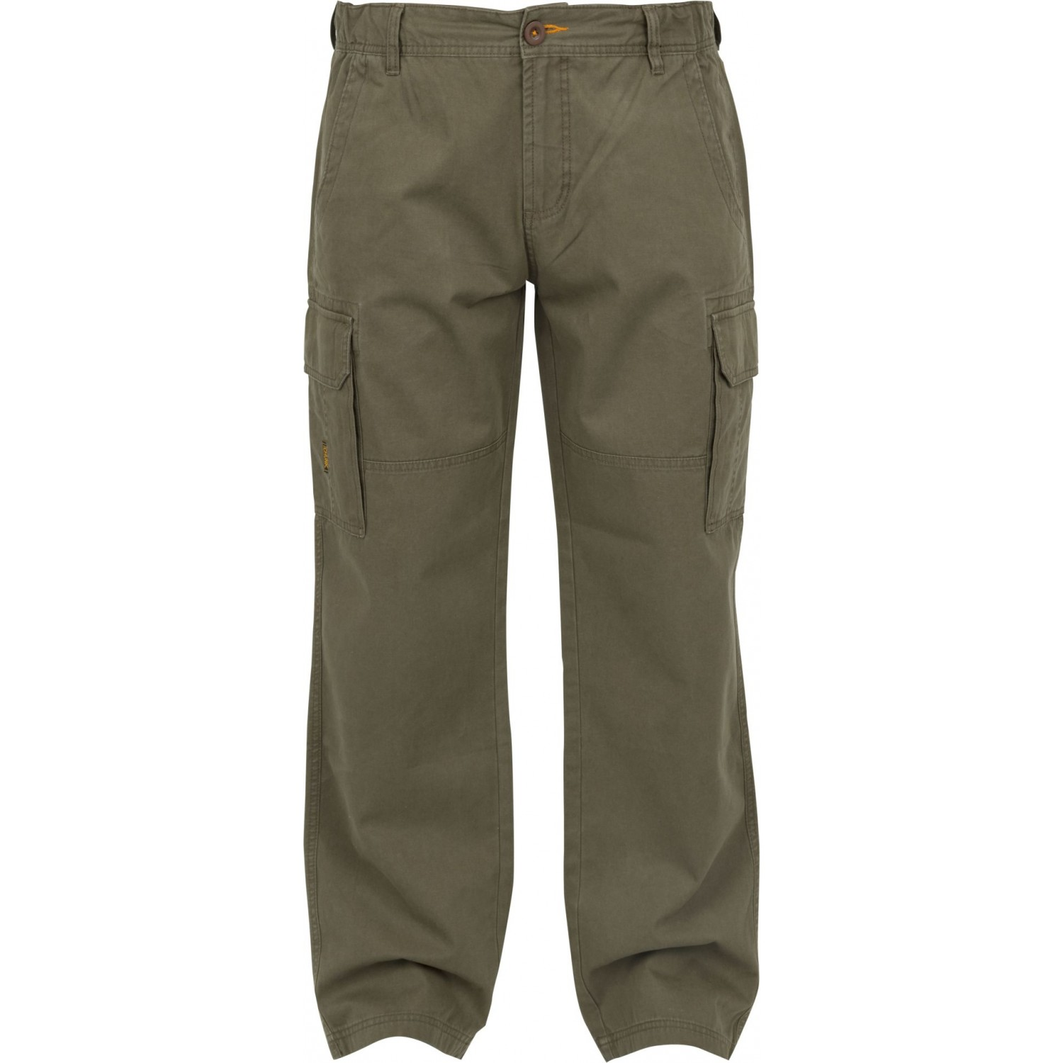 FOX Chunk Heavy Twill Cargo Pants Khaki