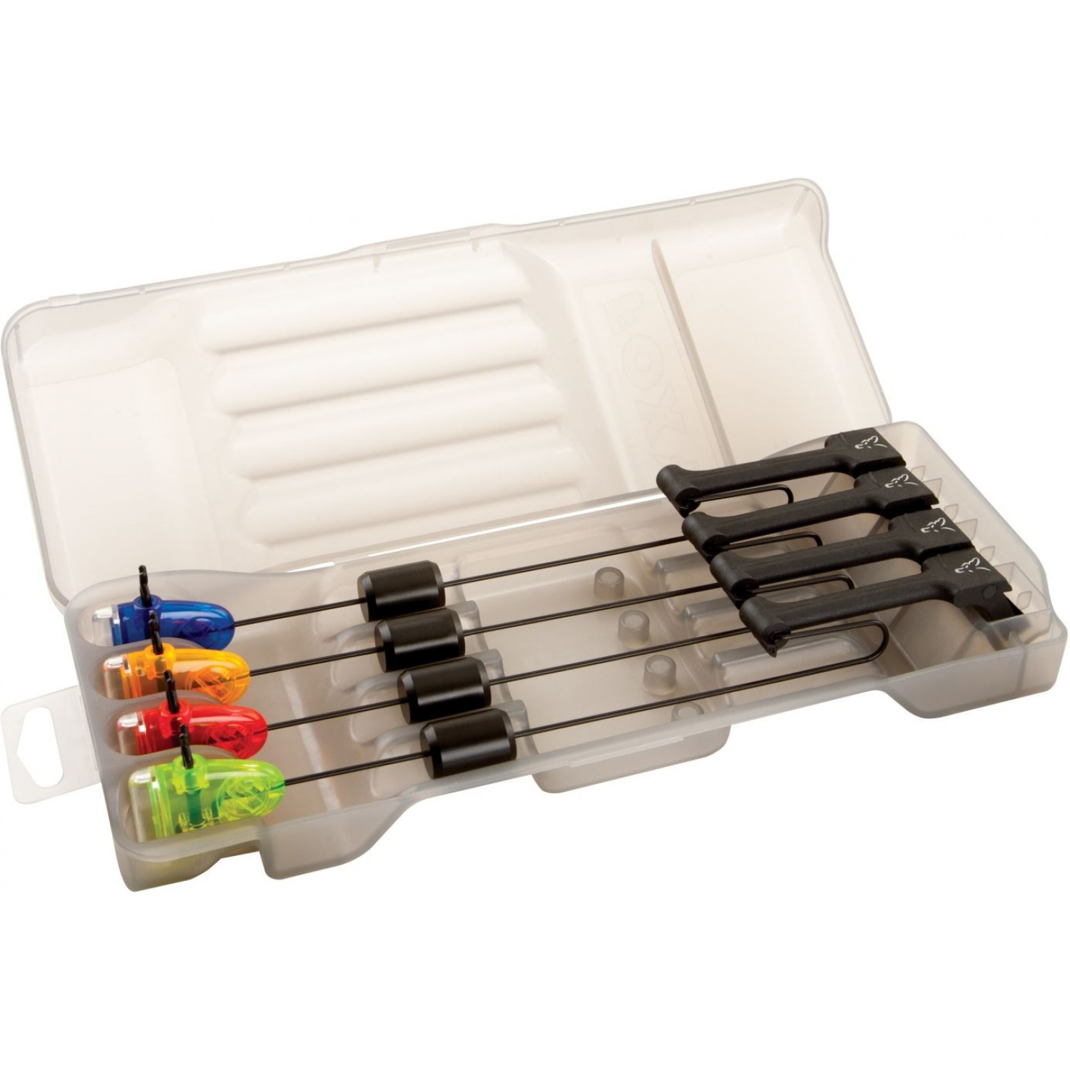 Fox Micro Swinger - 4 Rod Set (R,O,G,B)