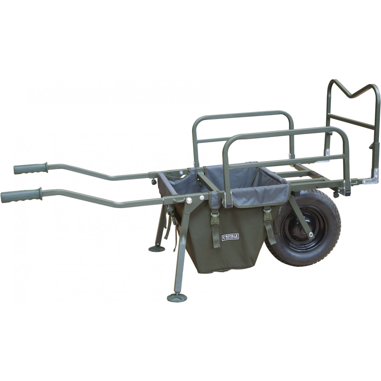 FOX Royale Carp Barrow XT with Barrow Bag