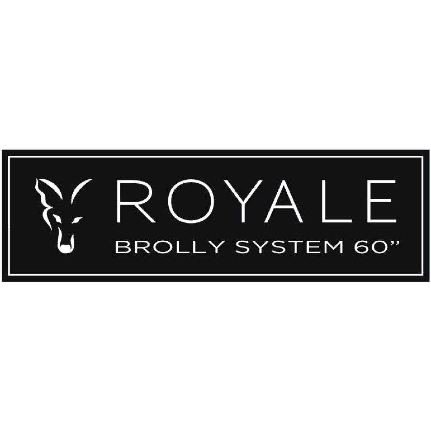 "FOX Royale 60"" Brolley System"