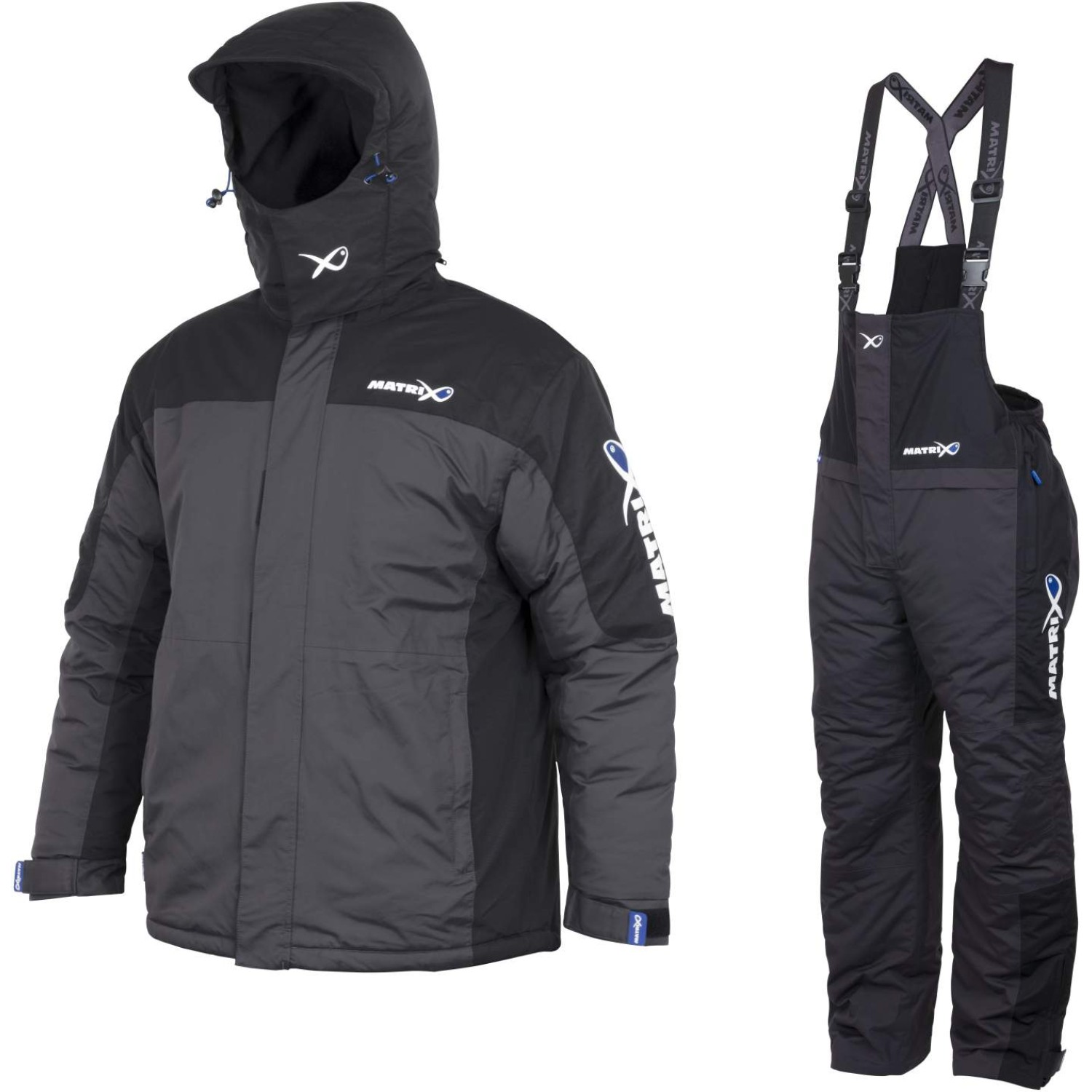 FOX RAGE Winter Suit XL Thermoanzug by TACKLE-DEALS !!! Bekleidung