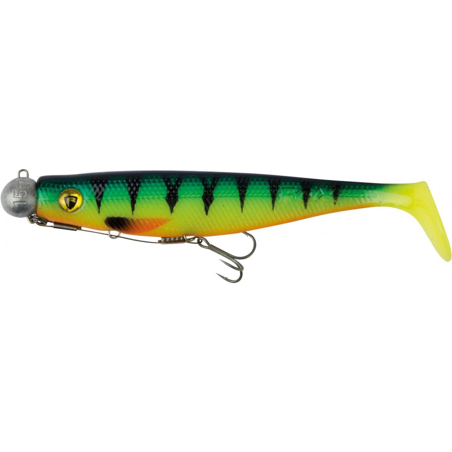 Fox Rage Loaded Natural Classic 2 Pro Shad