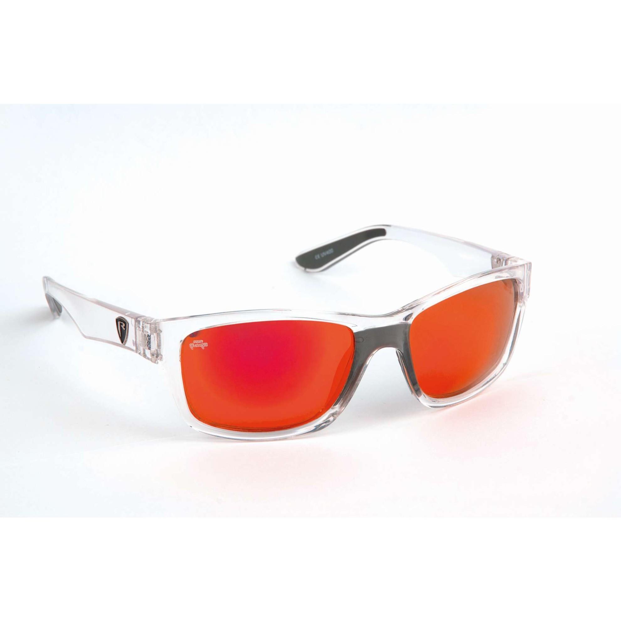 Fox Rage Eyewear Trans / Mirror Red, Fishingtackle24 - Angelbedarf ...