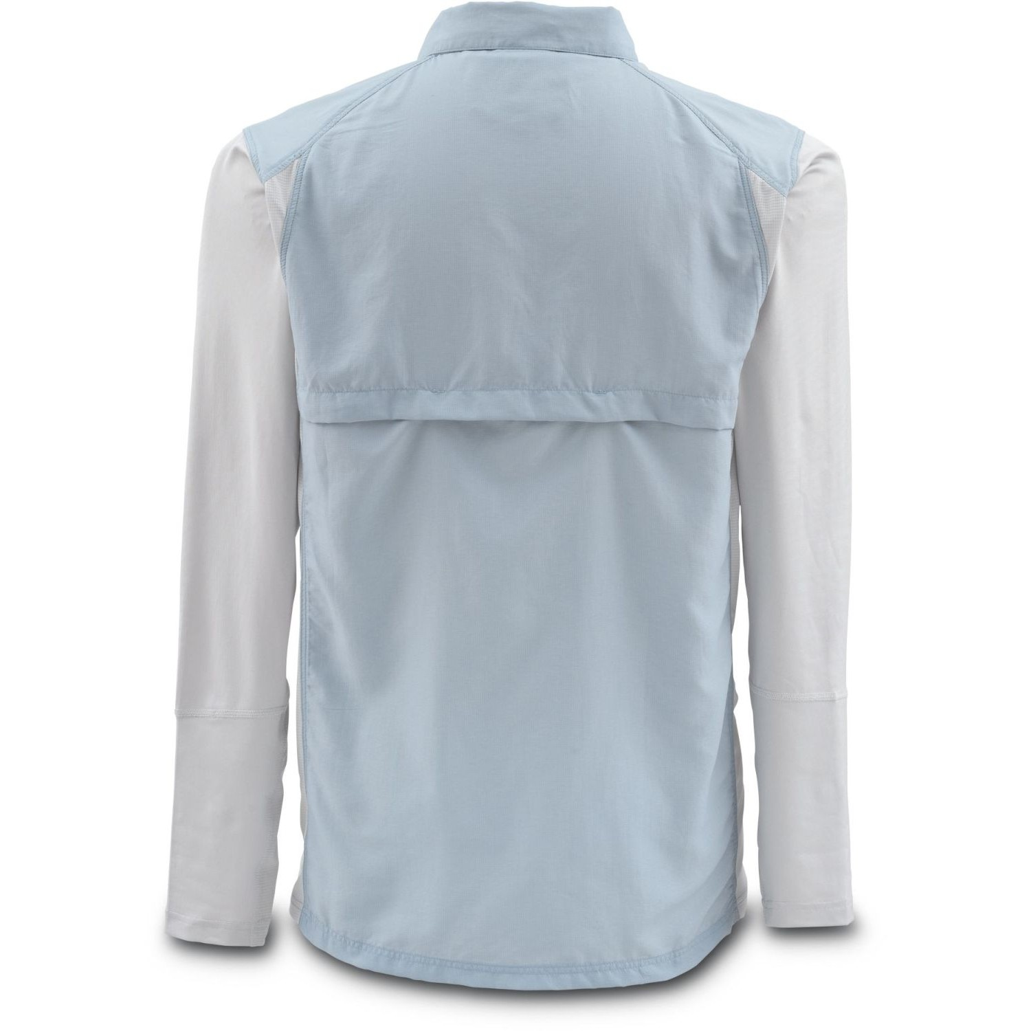 Simms GT Tri Comp LS Shirt Late Blue