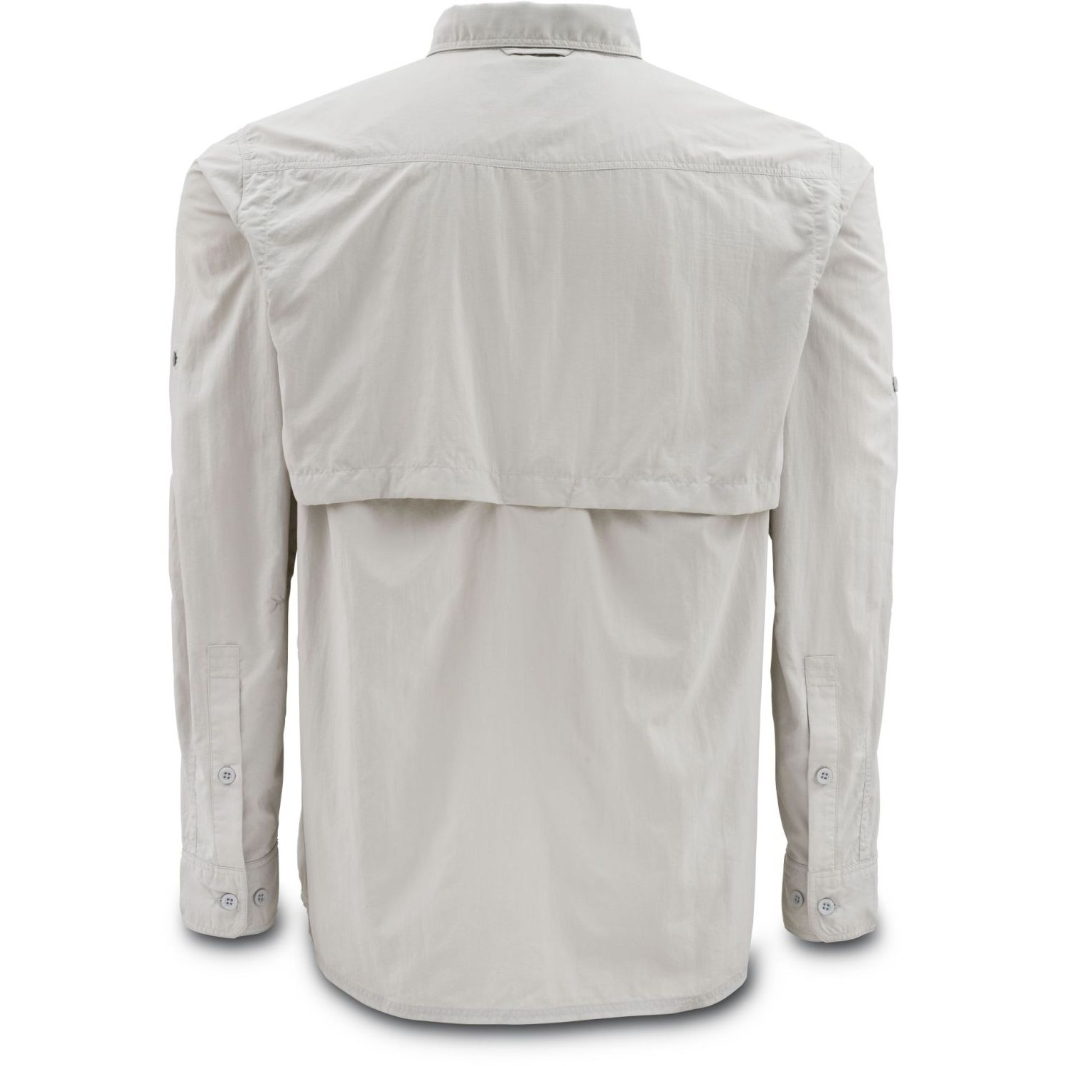 Simms Guide Shirt Grey