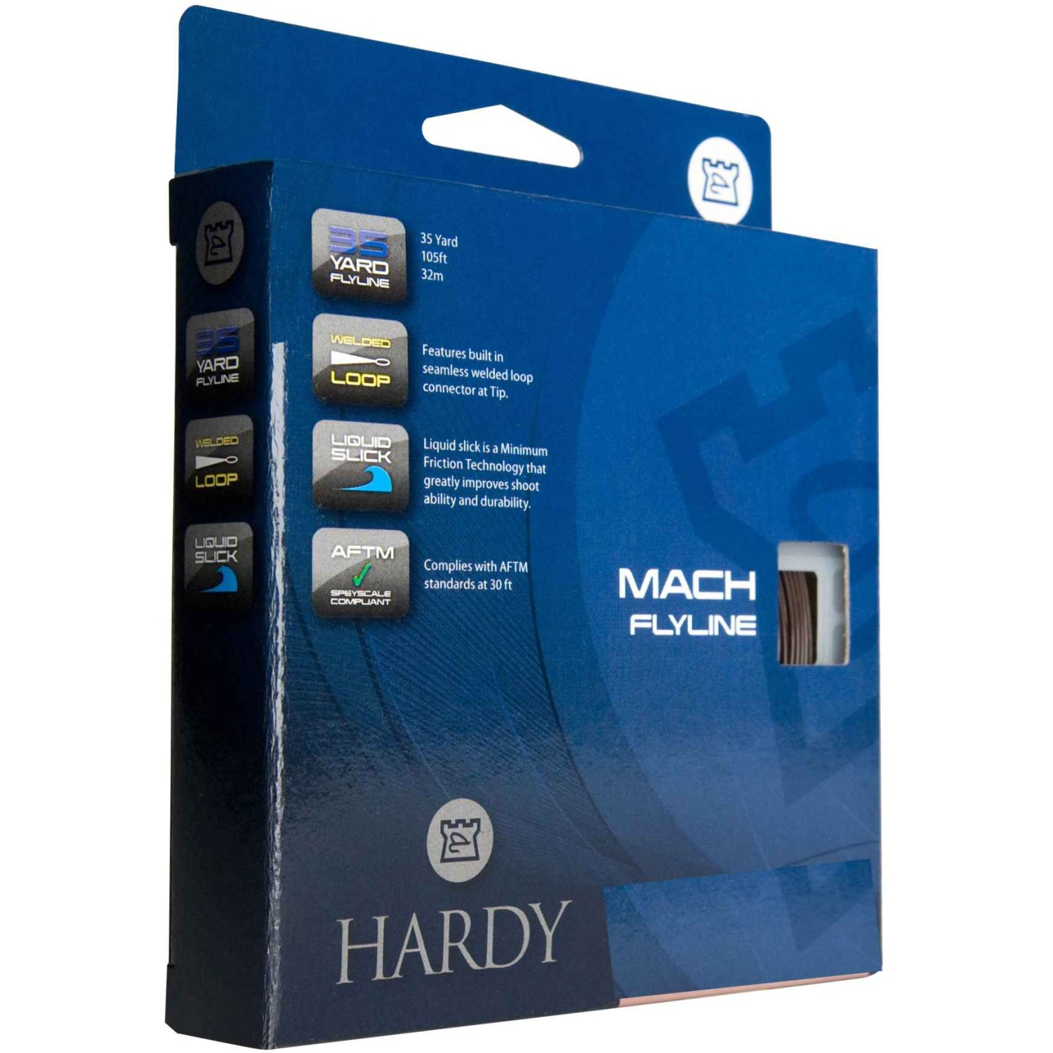 Hardy Fly Line Mach Float WF