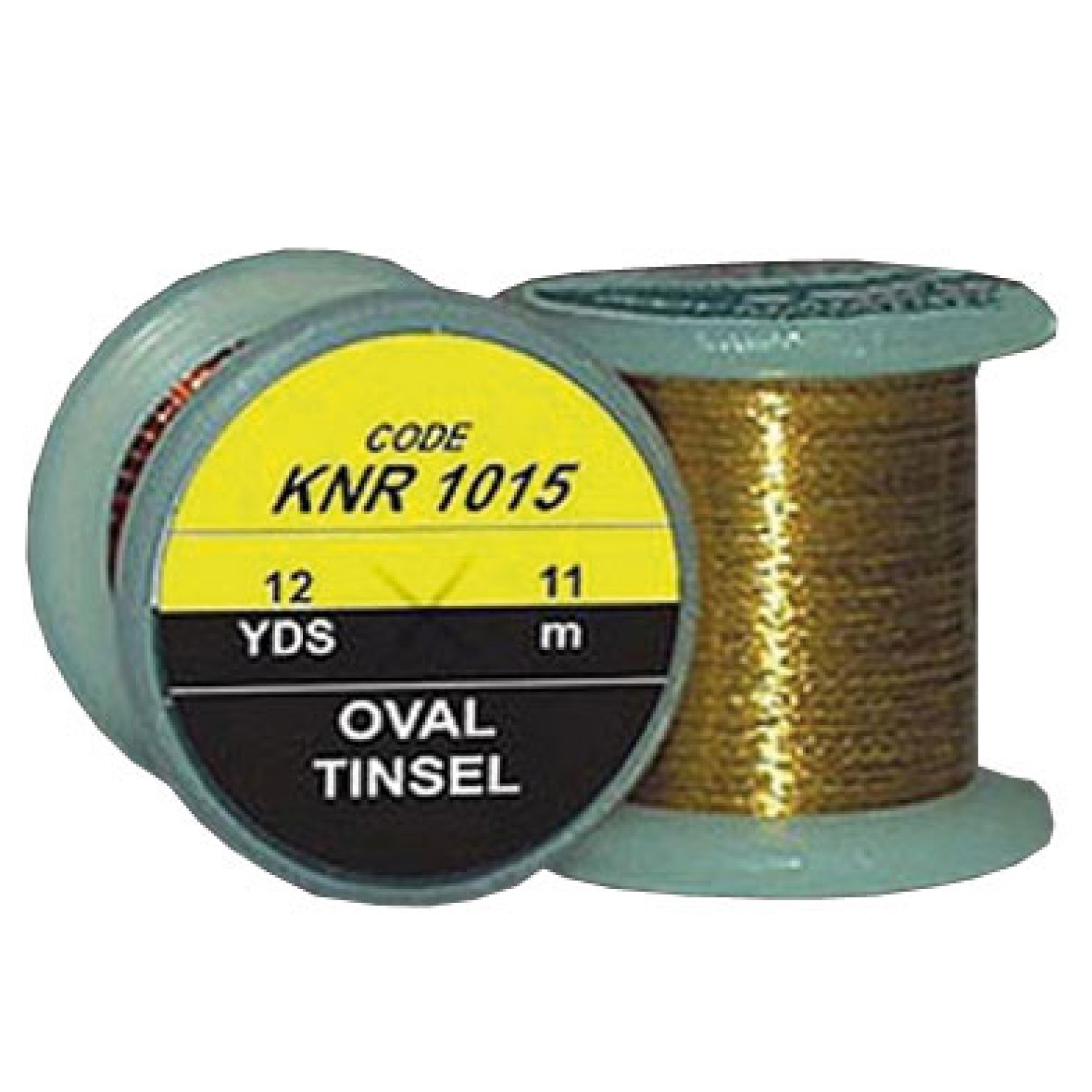 F+M Oval Tinsel, 11m