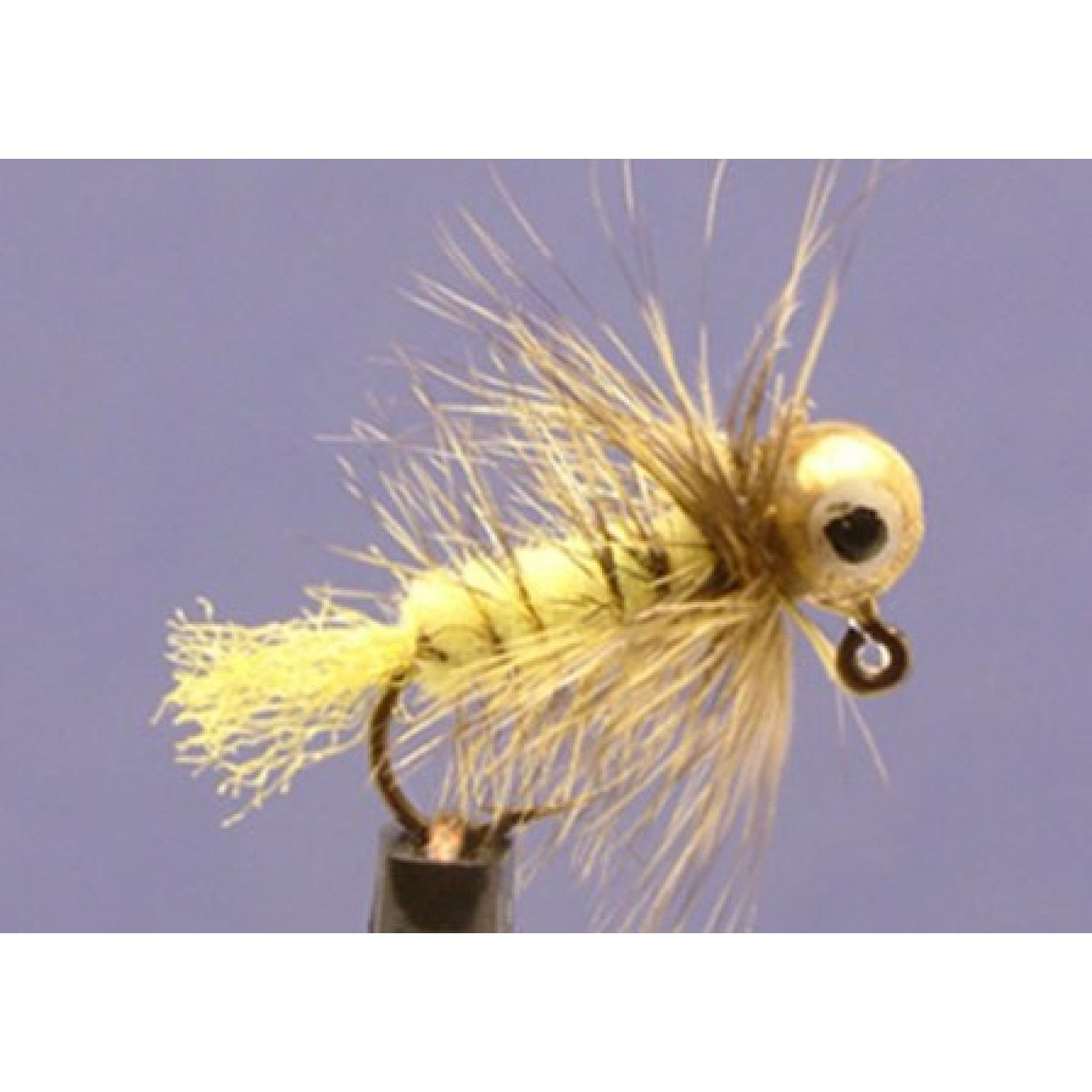 Europe - Fluo Yellow Palmer Jig