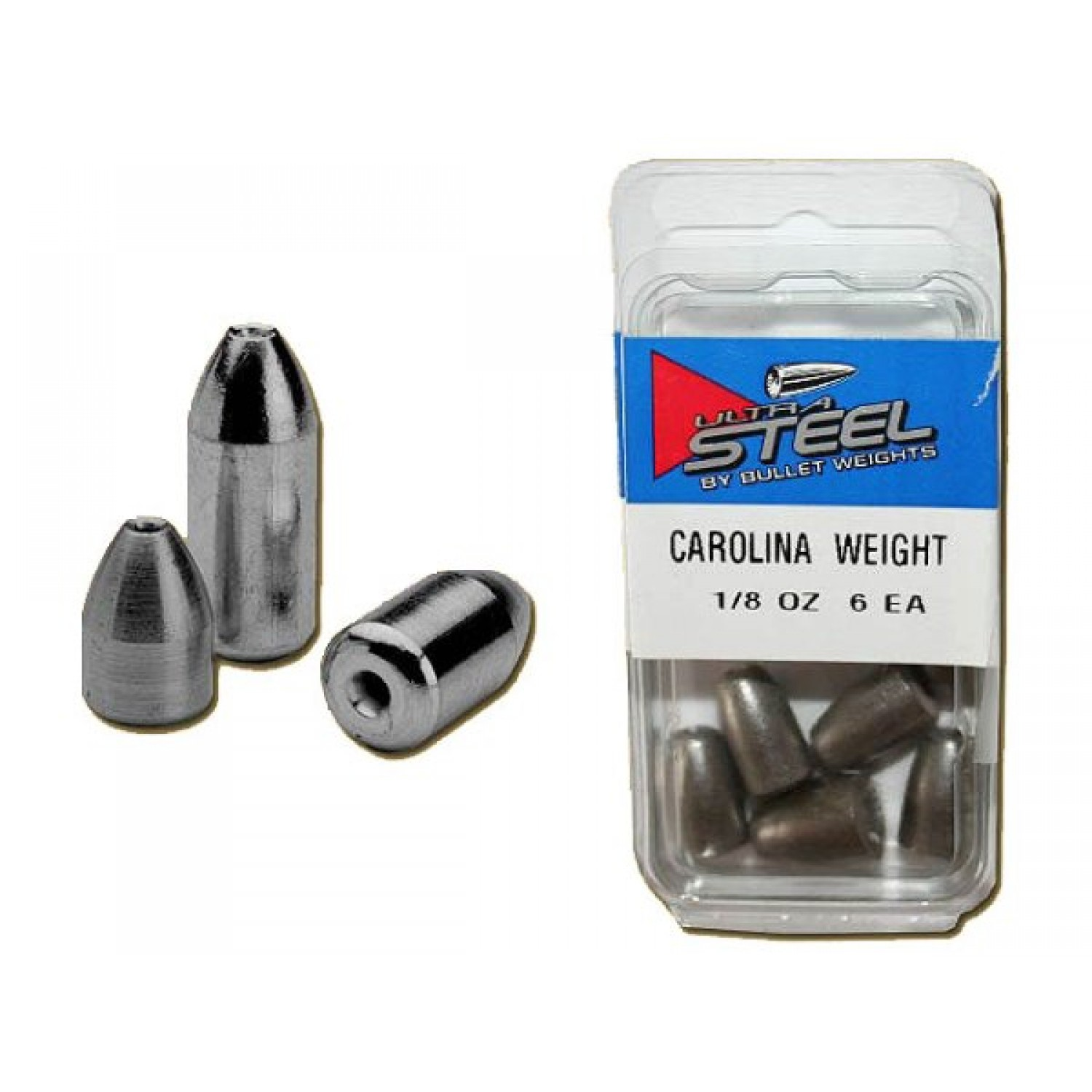 Ultra Steel Carolina Weight