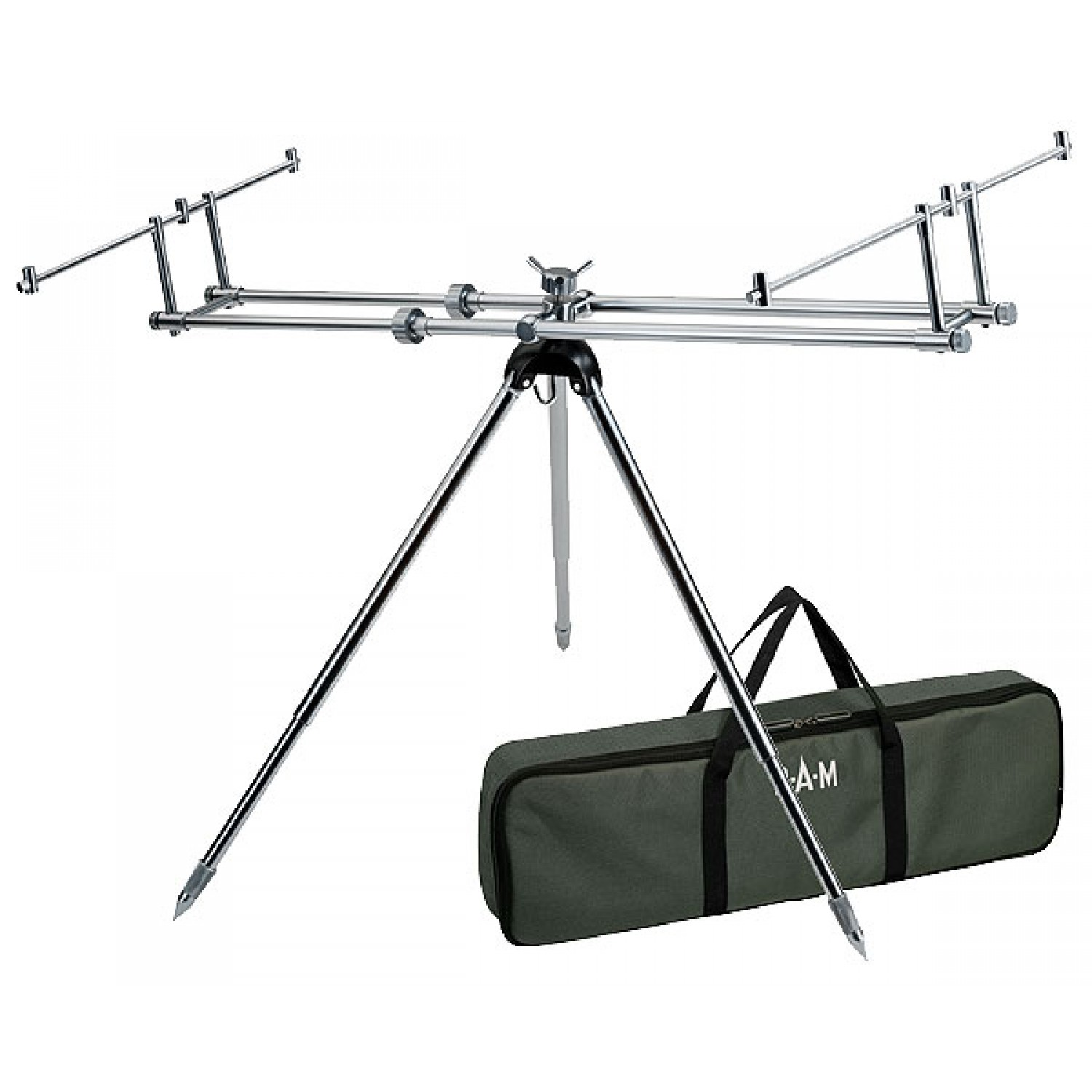 DAM ROD POD GUNSMOKE ALU LIGHT
