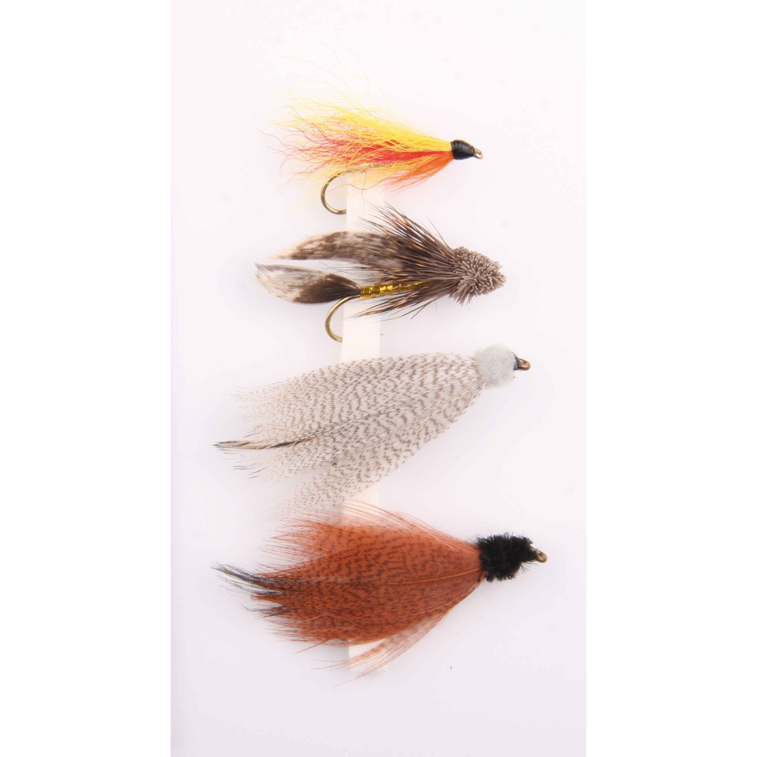 DAM Forrester Fly Classic Streamers Sortiment
