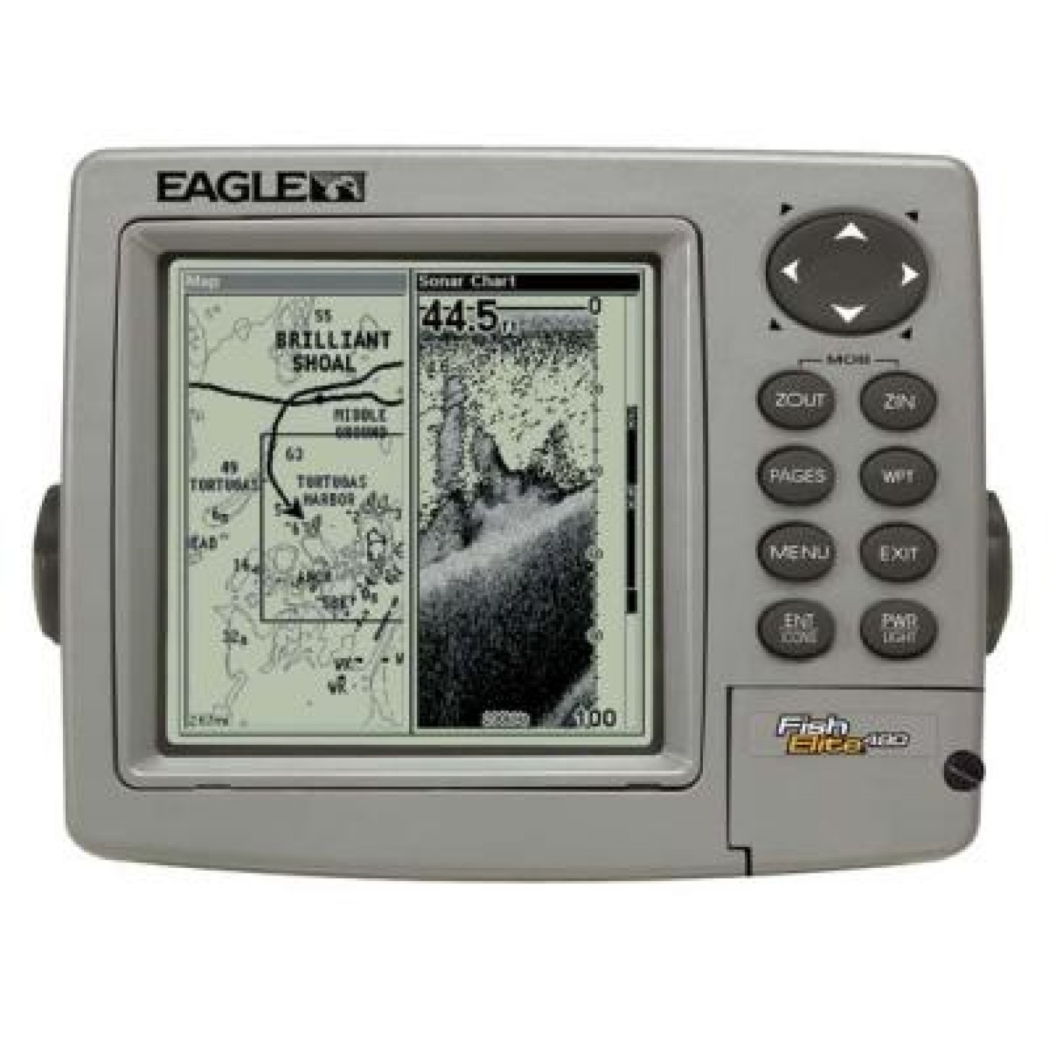 Eagle Fish Elite 480 - Combi