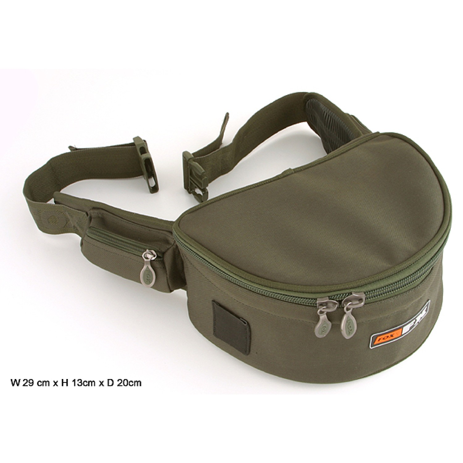 FOX FX Lined Boilie Bum Bag