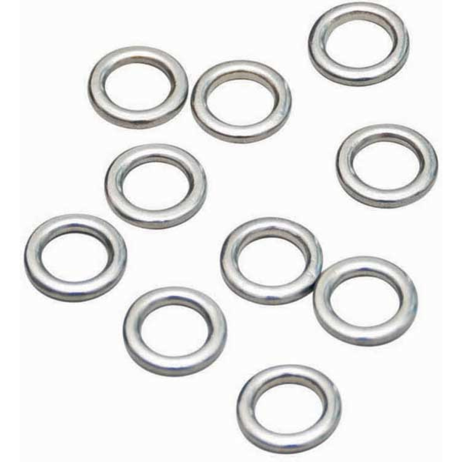 QUANTUM Assist Solid Rings, 10pcs