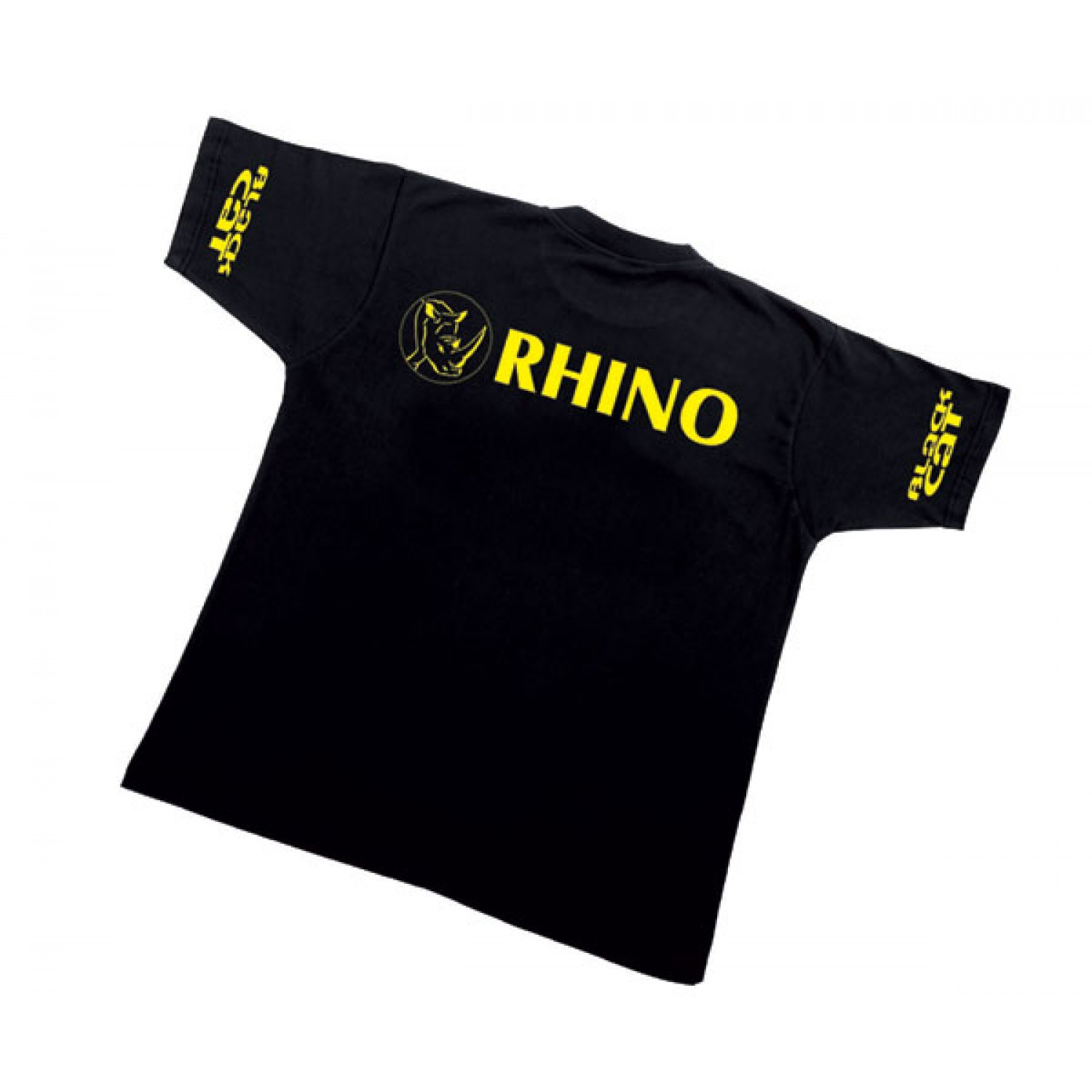 RHINO Black Cat T-Shirt