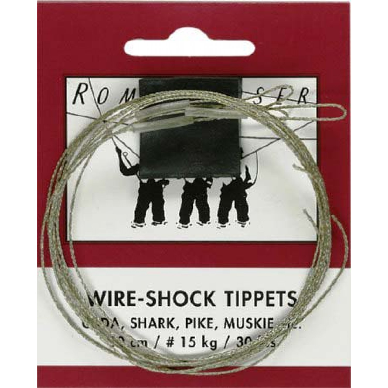 RM - Wire Shock Tippets