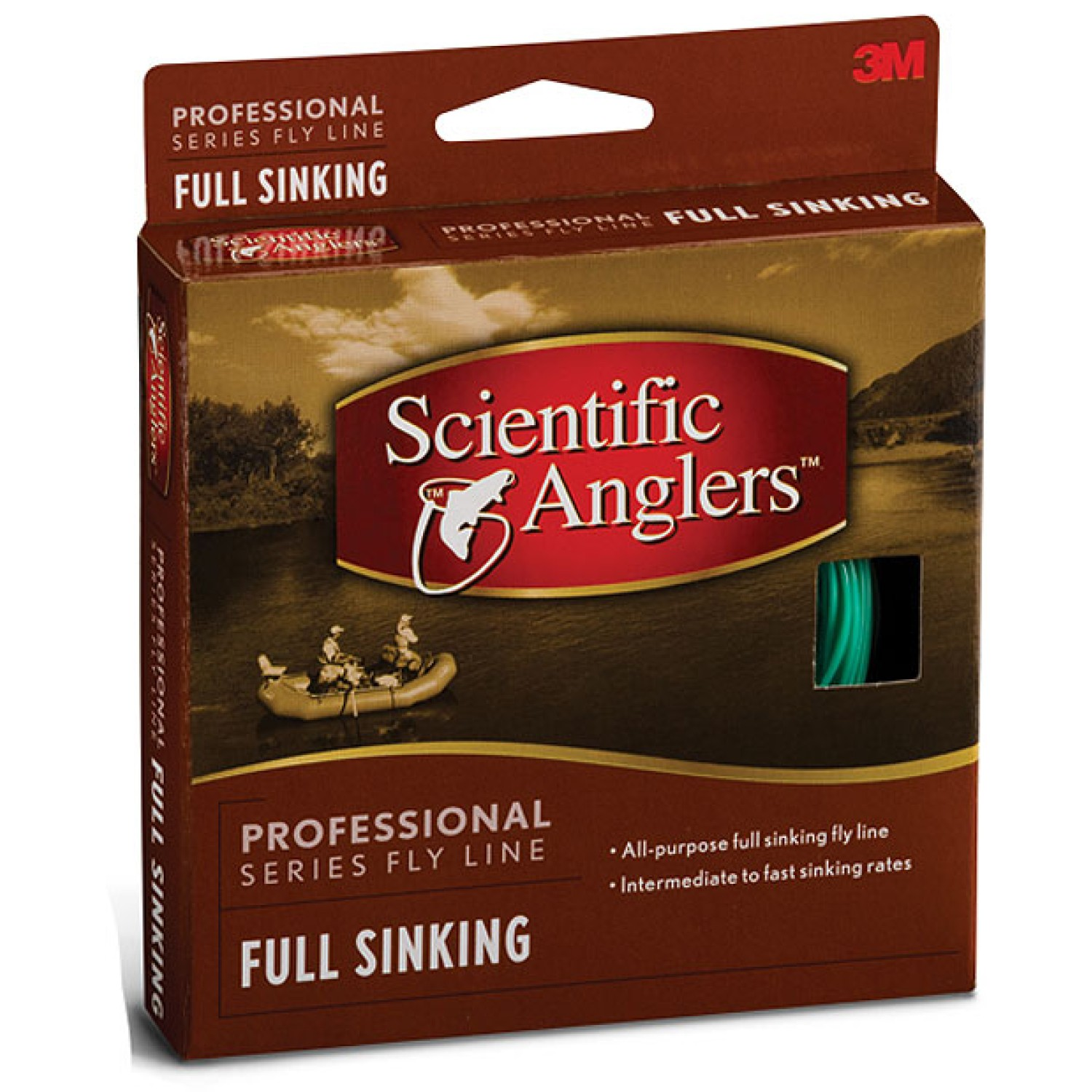 Scientific Anglers Professional Full Sinking WF