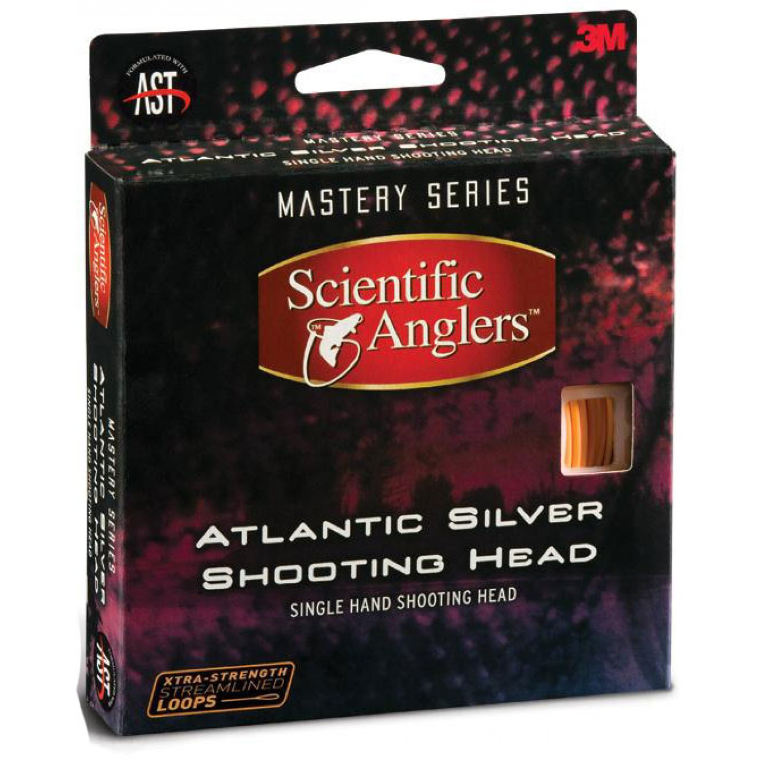Scientific Anglers Mastery Atlantic Silver Shoot Head Sinkin