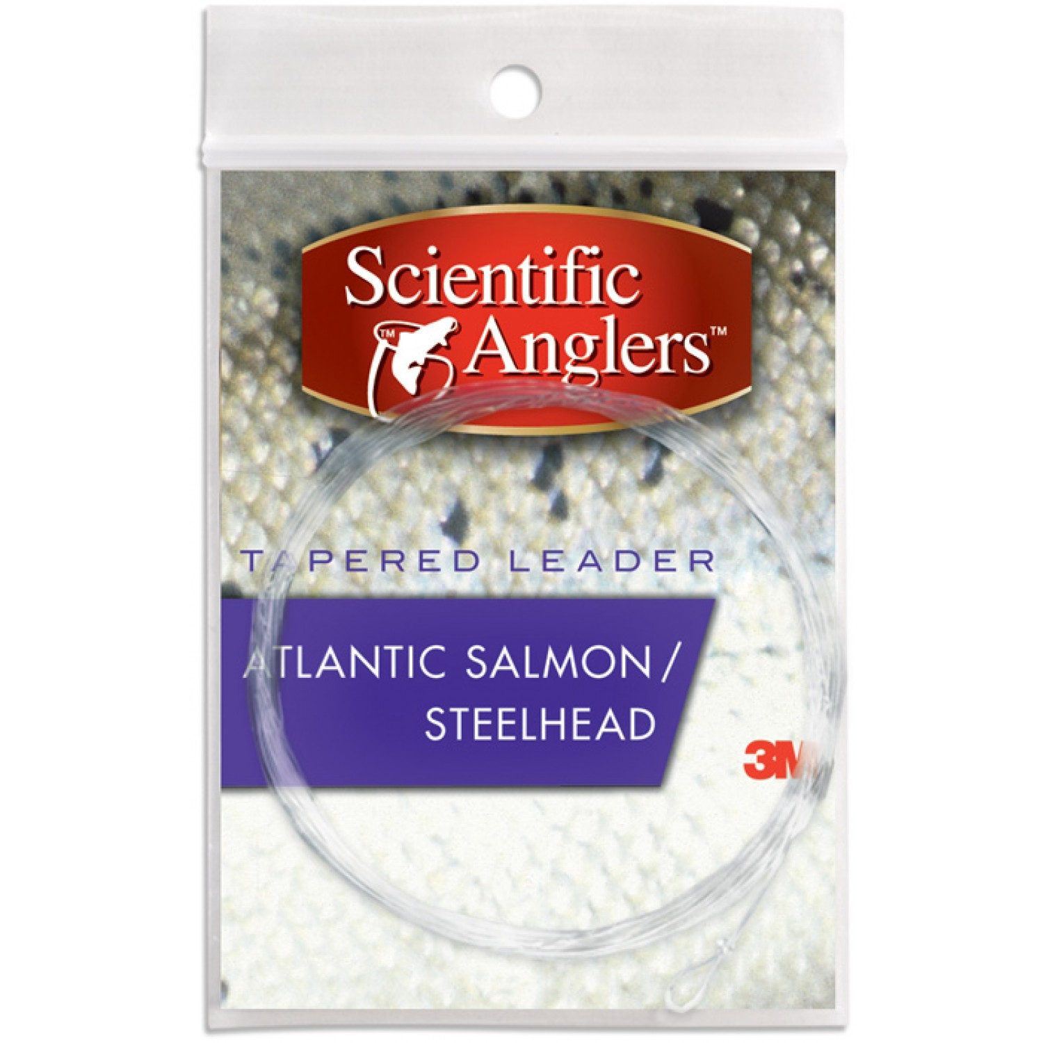 Scientific Anglers Tapered Leader - Salmon