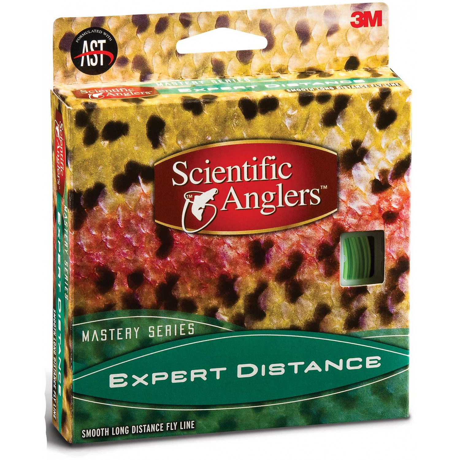 Scientific Anglers Mastery Expert Distance Mist Green WF