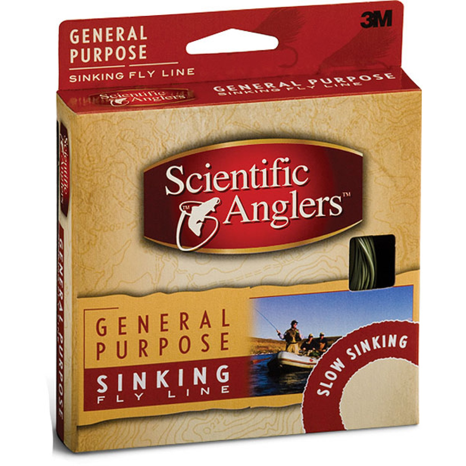 Scientific Anglers Air Cel Sinking WF