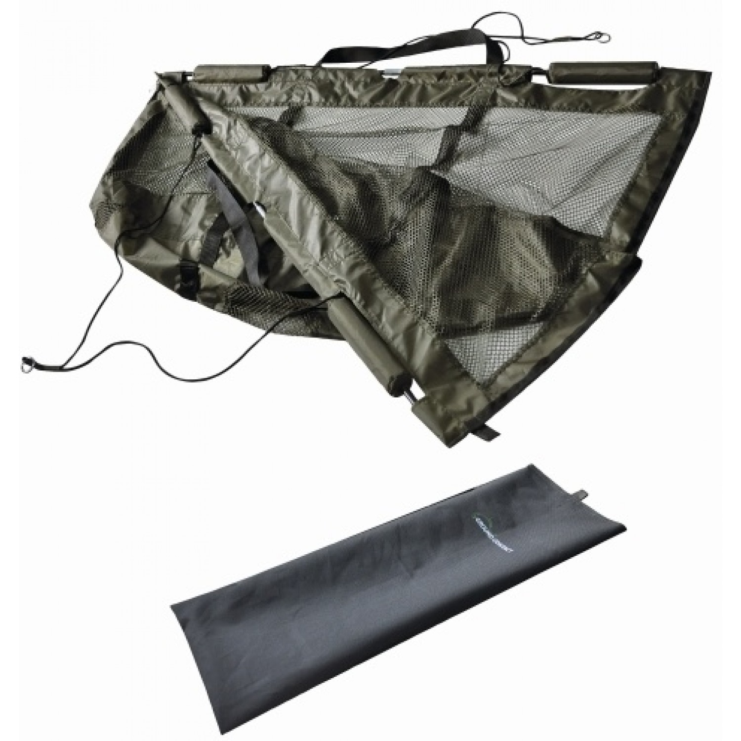 Jenzi Ground Contact Carp Safety Weigh Sling Deluxe