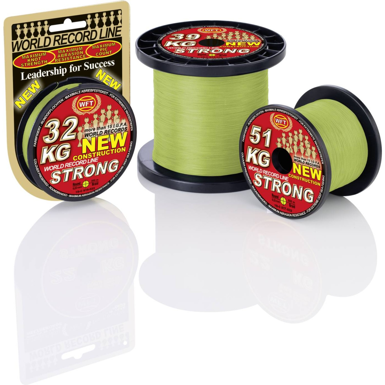 WFT NEW KG Strong 600m