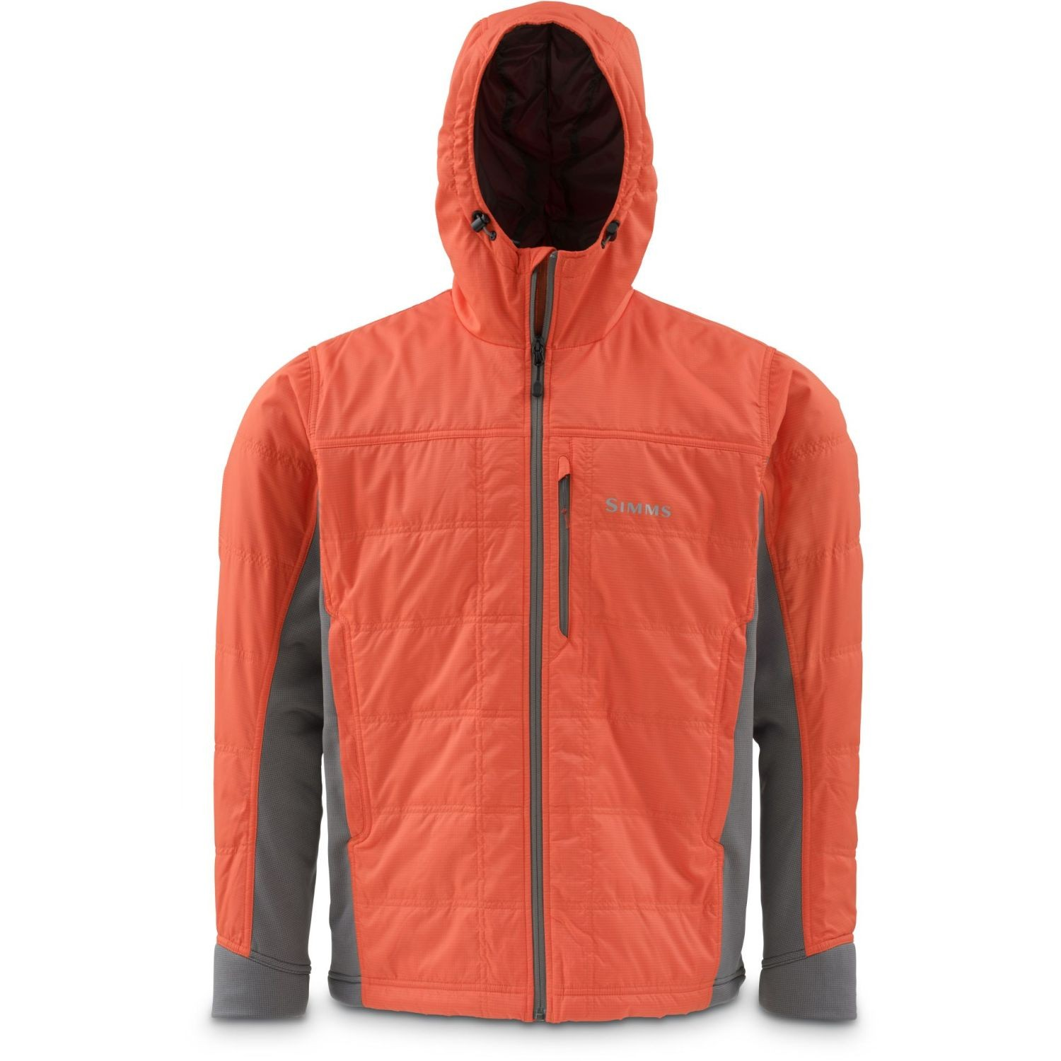 Simms Kinetic Jacket Fury Orange