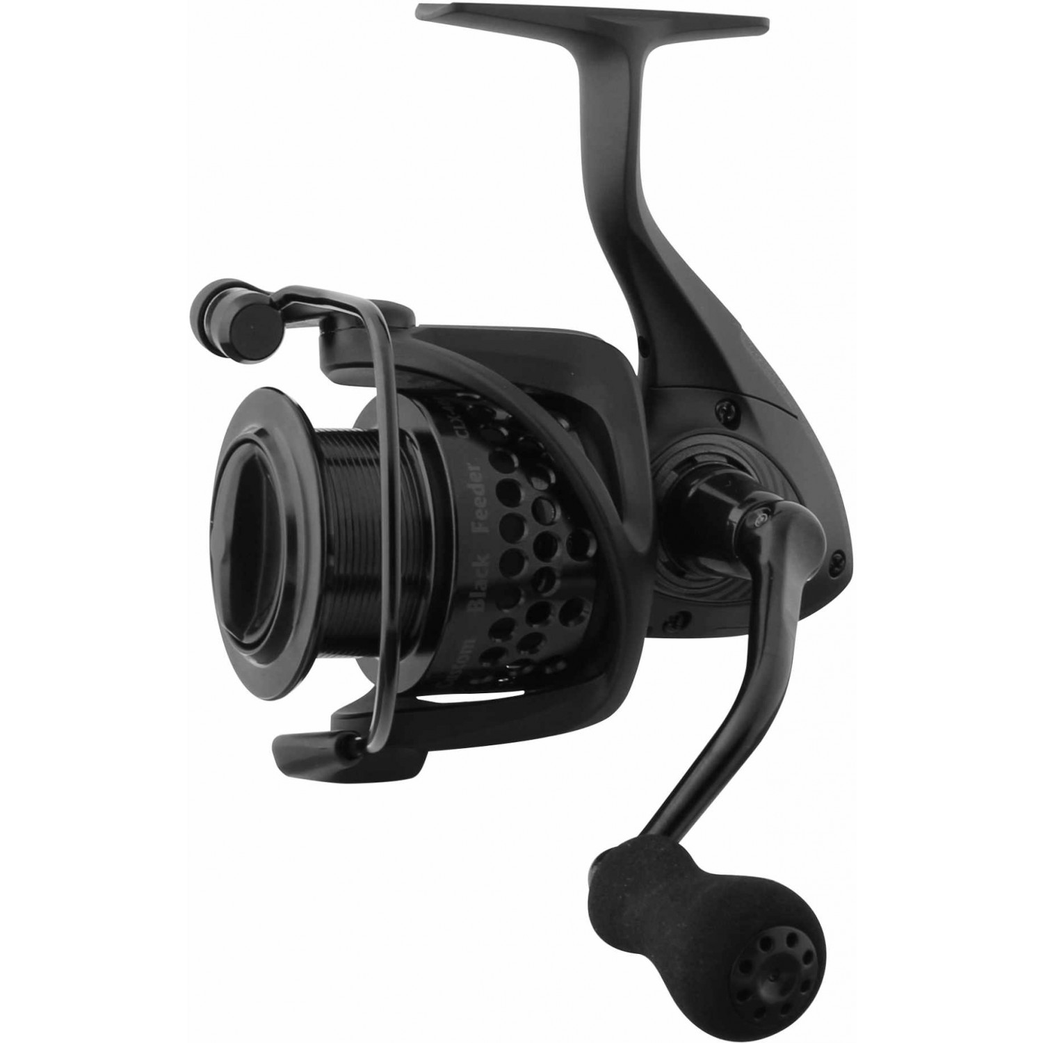 Okuma Custom Black Feeder CLXF FD