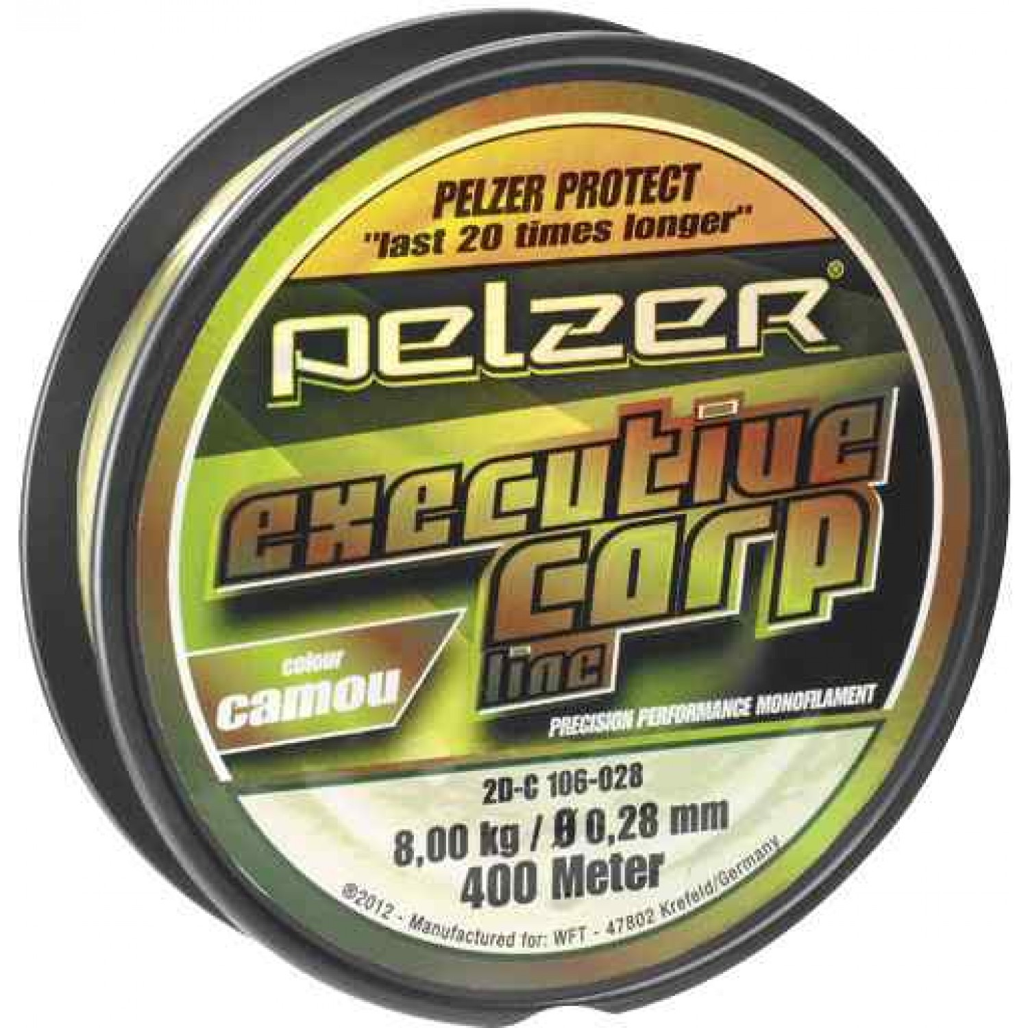 Pelzer Executive Carp 600m - camou